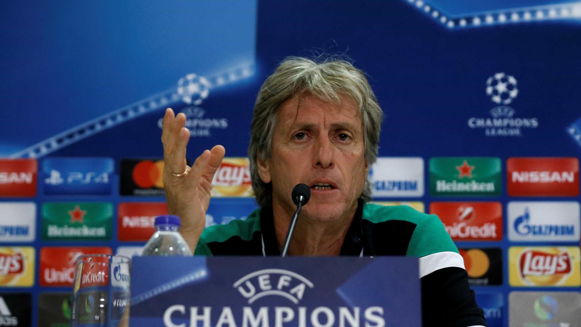 """""""A Juventus não precisa de apresentações, quem precisa é o Sporting"""""""