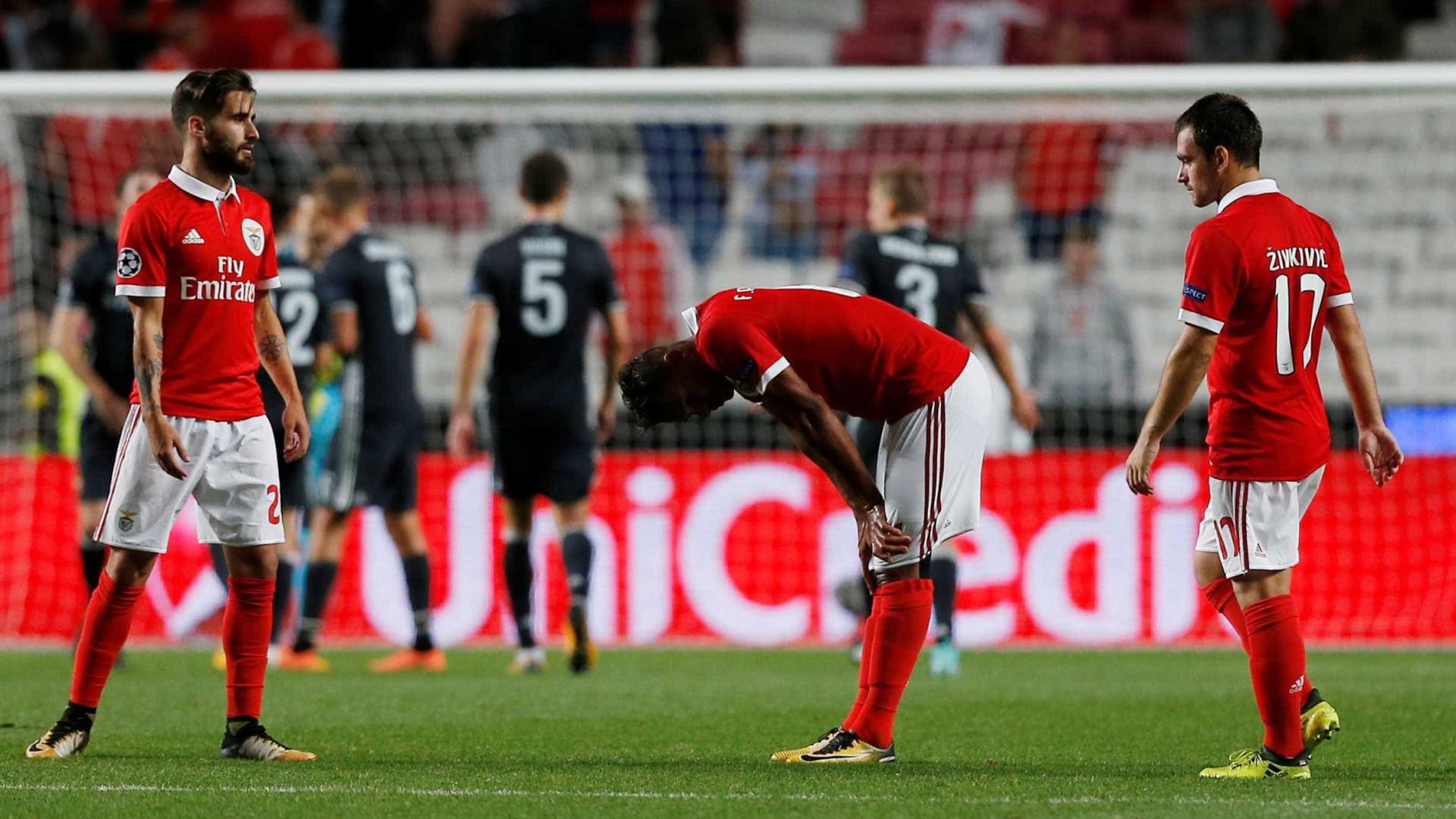 Voo congelado obriga Benfica a fazer o que ainda não foi feito