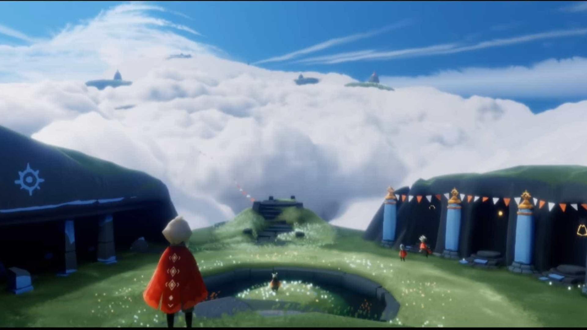 Sky é o novo jogo dos desenvolvedores de Journey