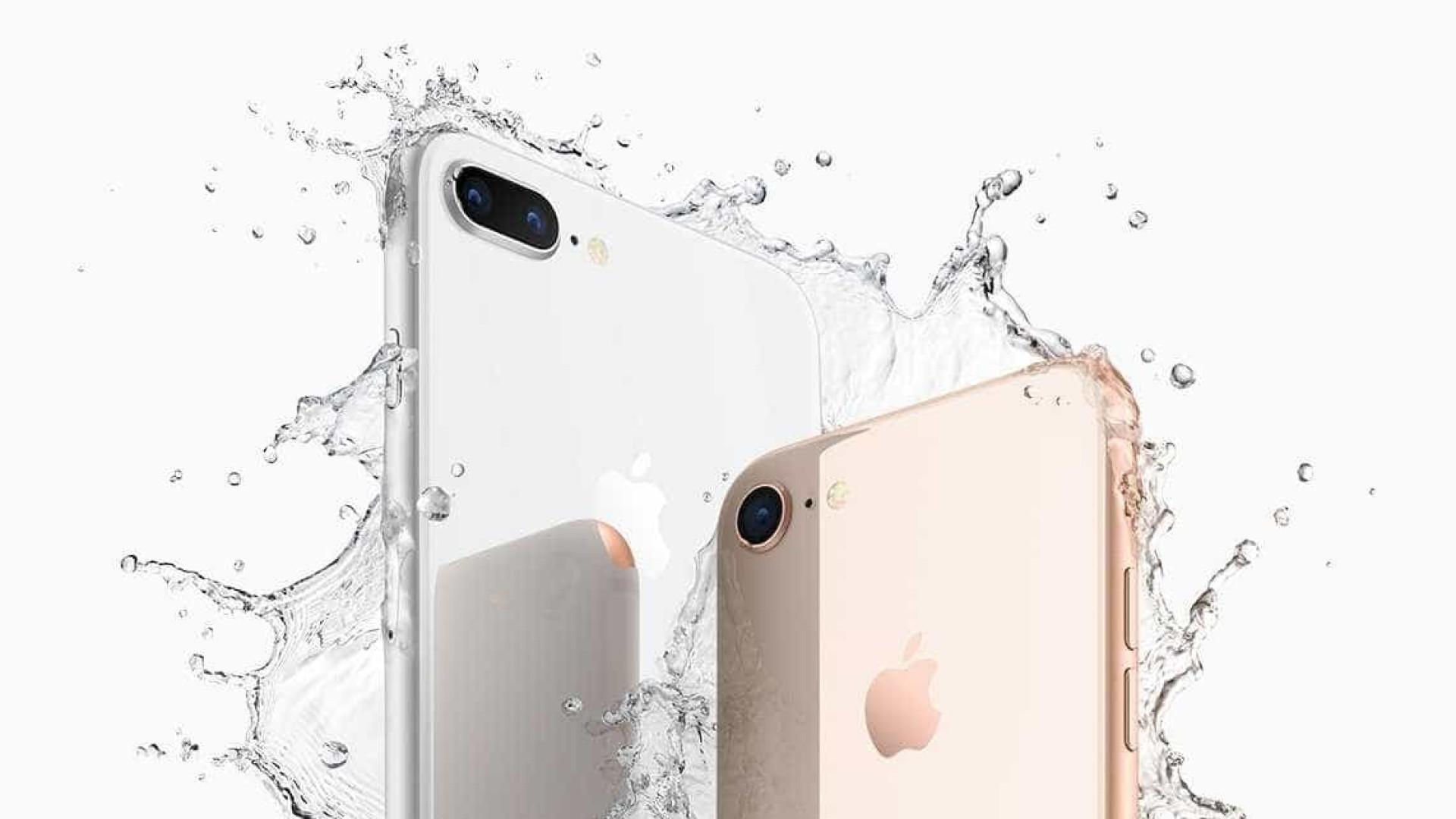 O iPhone 8 é melhor que o iPhone 7. Menos na bateria