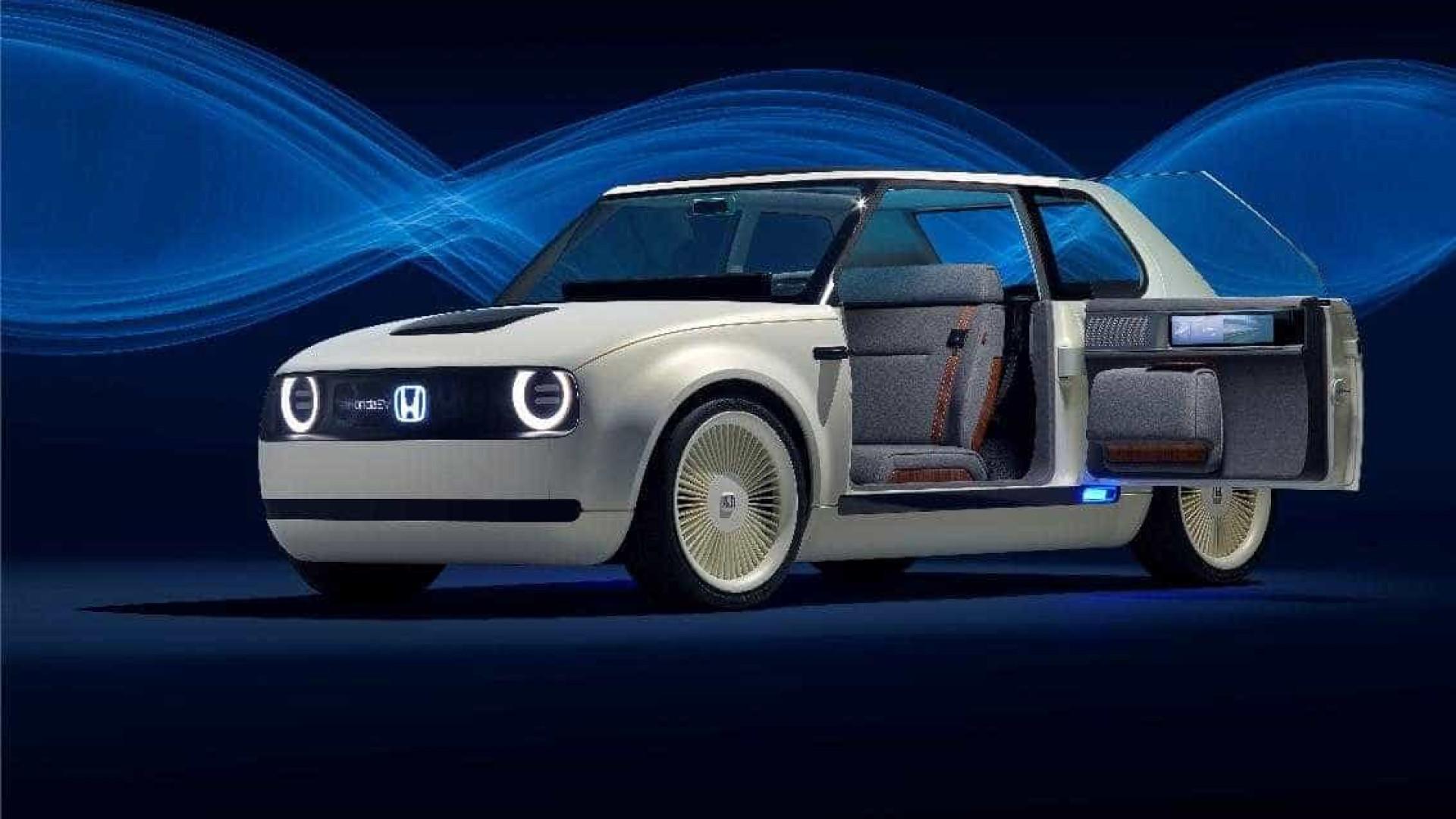 Honda Urban EV Concept veio para revolucionar