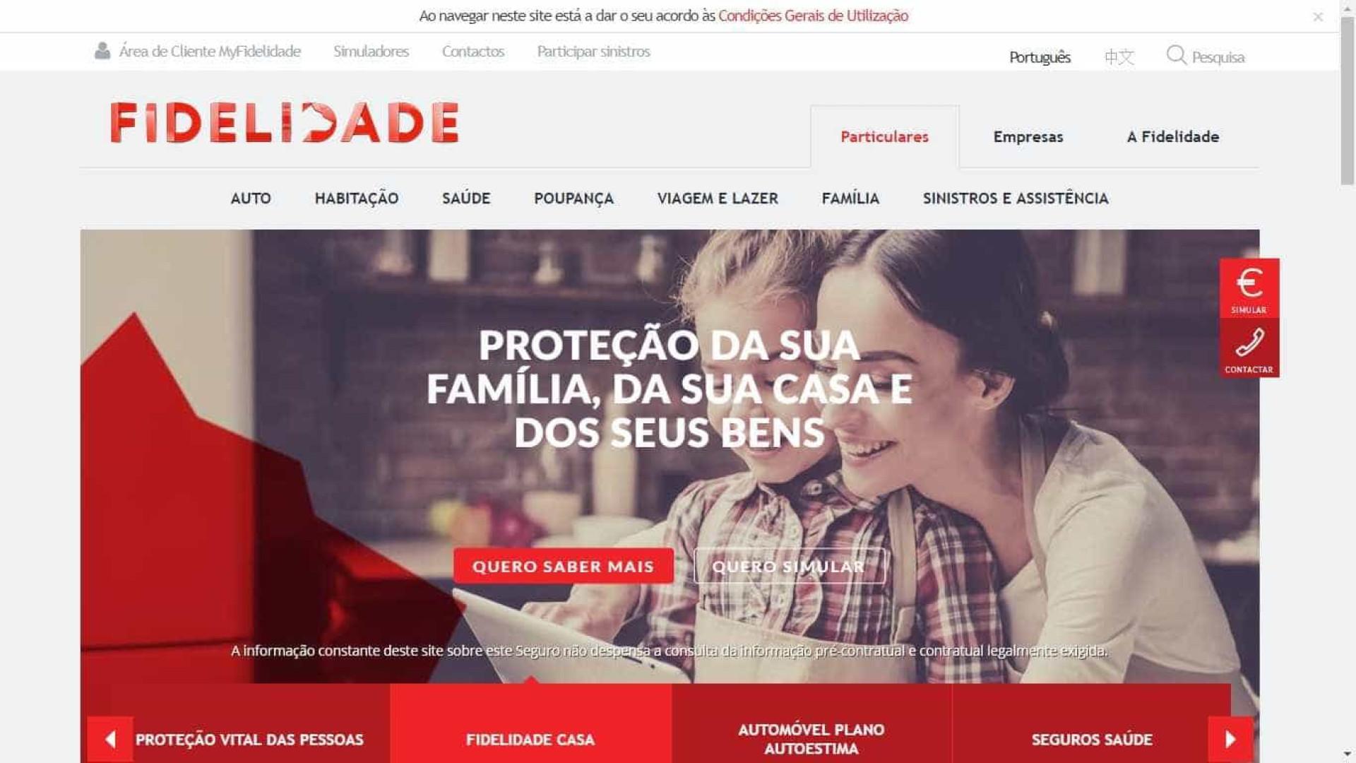 Grupo Fidelidade investe 2,5 milhões de euros para afirmação em Angola