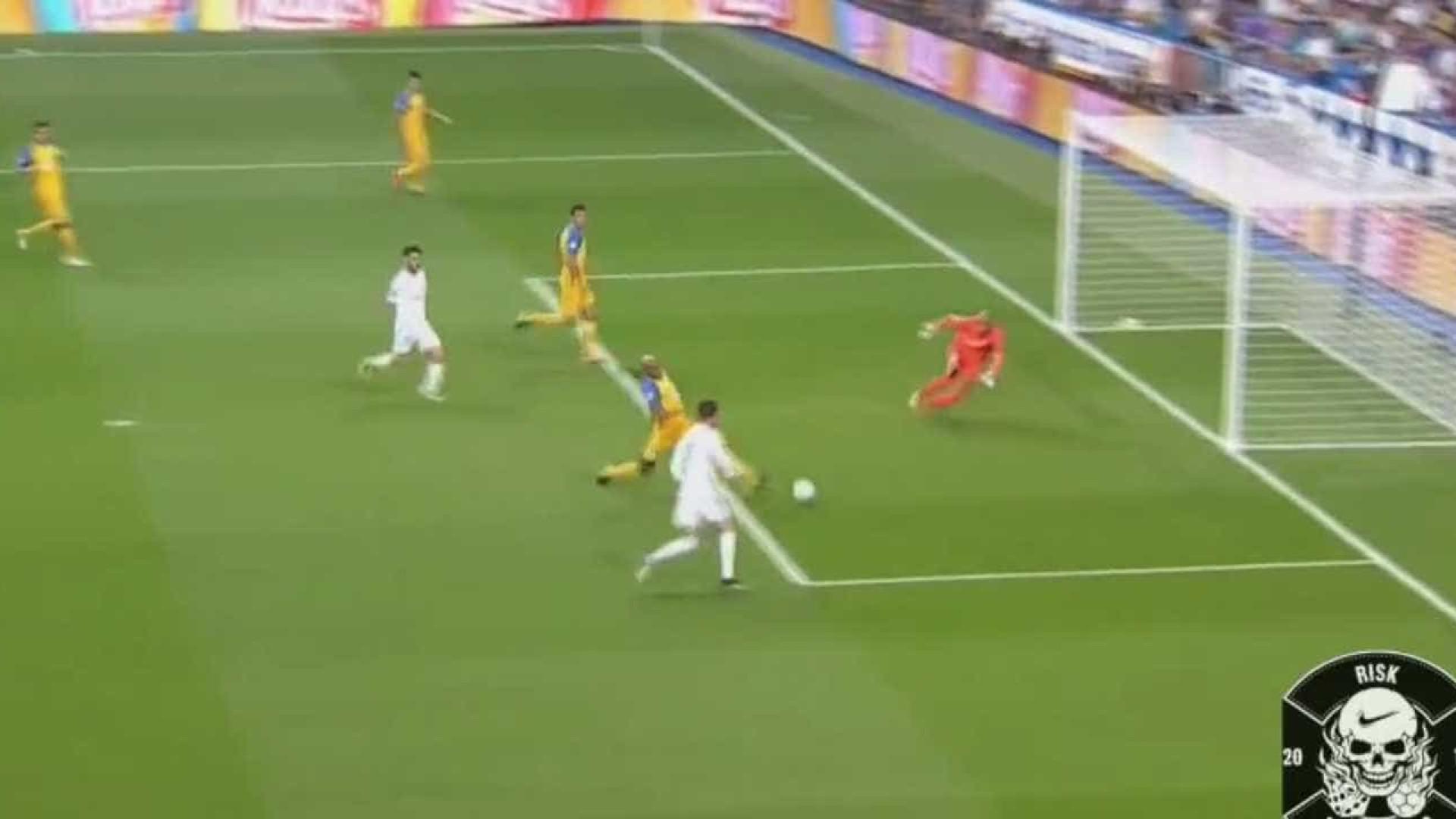 Cristiano Ronaldo regressou e apenas precisou de 12 minutos para marcar