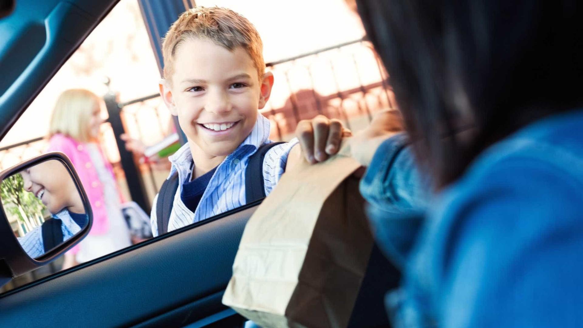 Erros que os pais cometem ao deixar os filhos na escola
