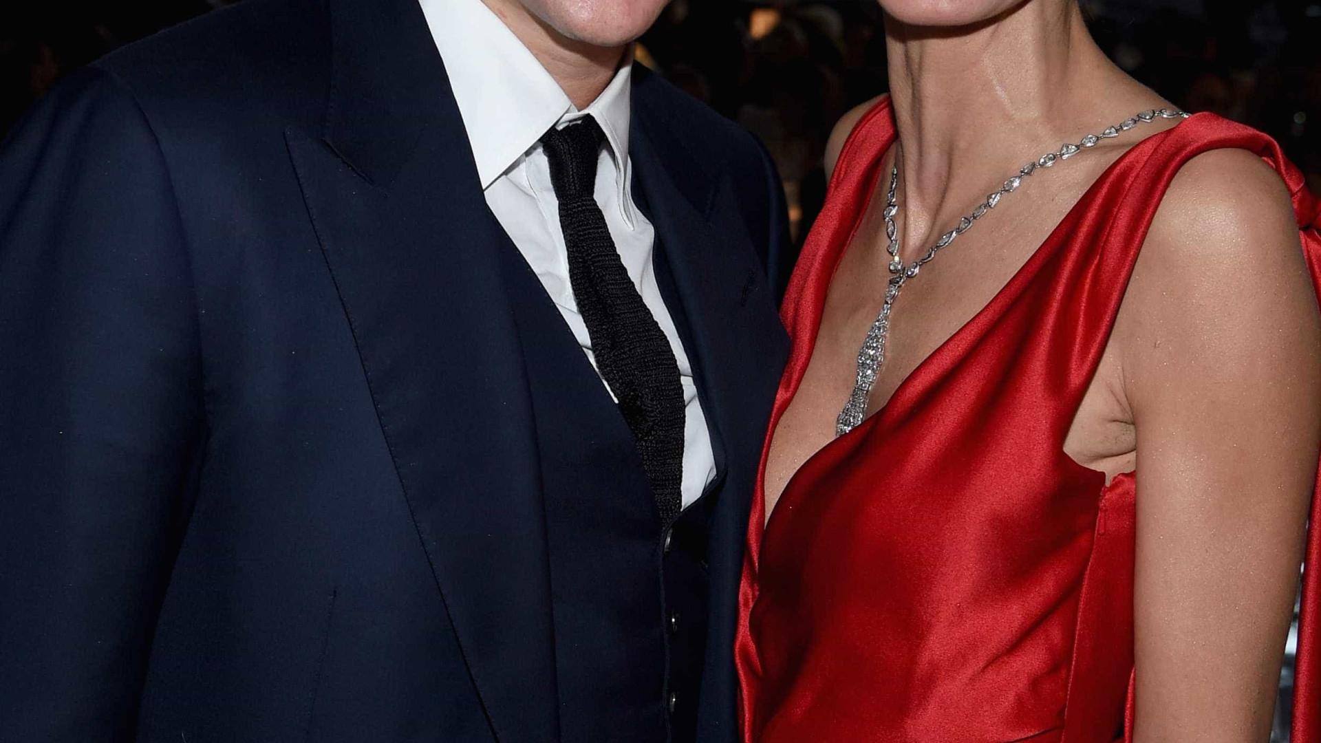 Heidi Klum e Vito Schnabel 'deram um tempo'