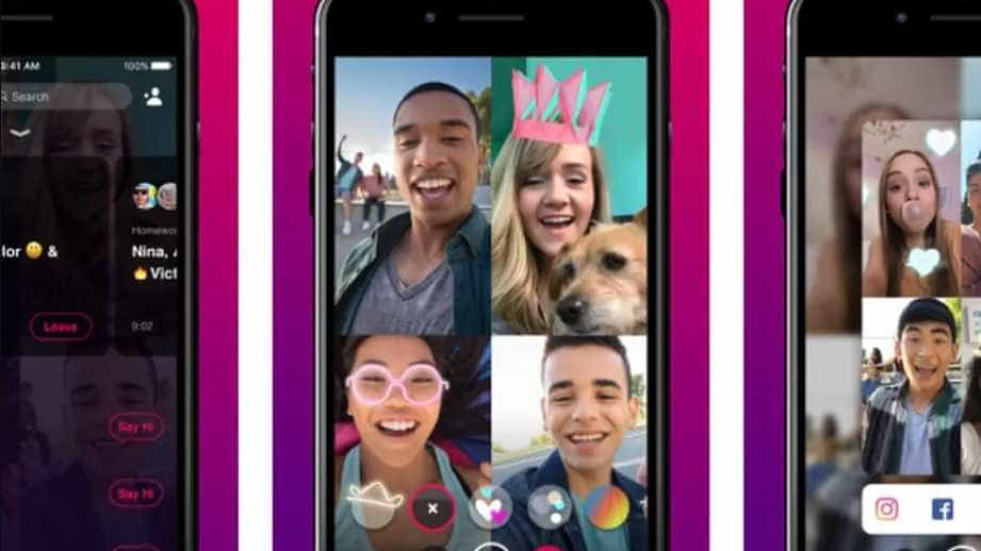 Chama-se Bonfire e é a app de vídeo secreta do Facebook