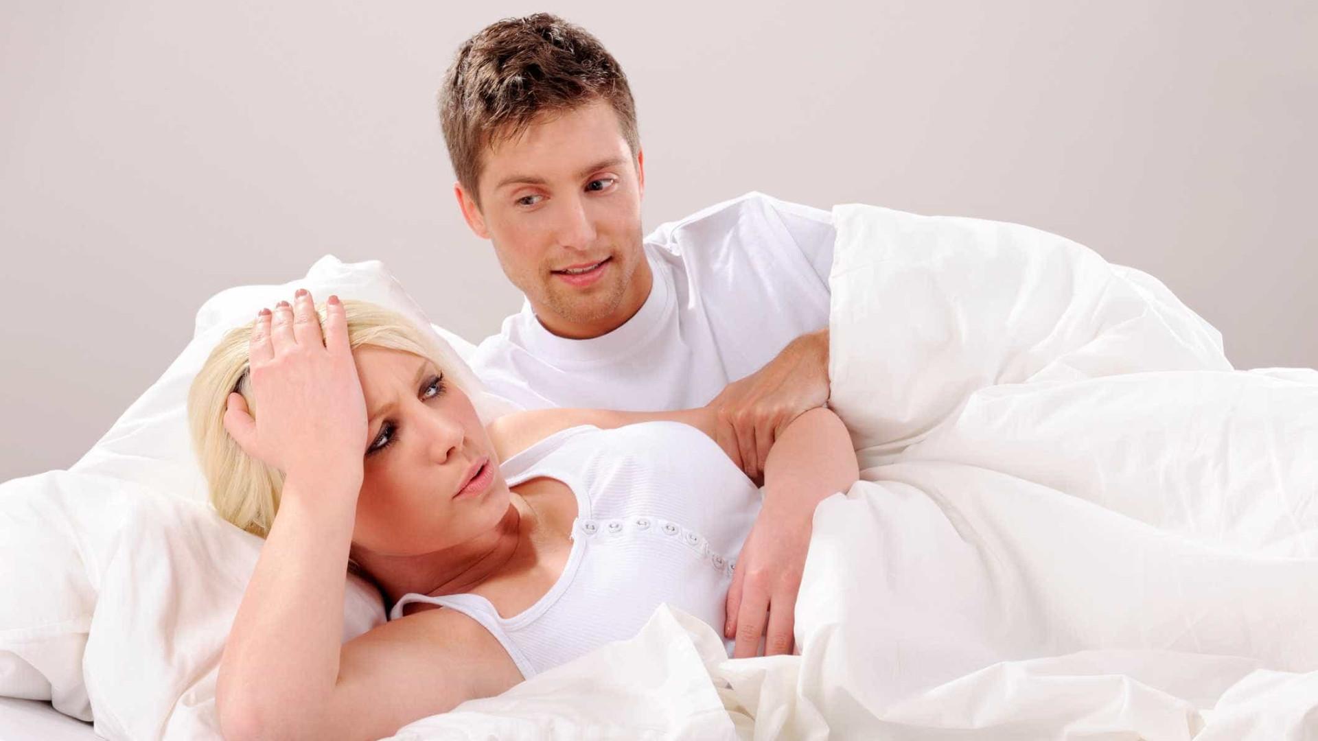 Em apenas 12 meses, as mulheres fartam-se do sexo com o parceiro