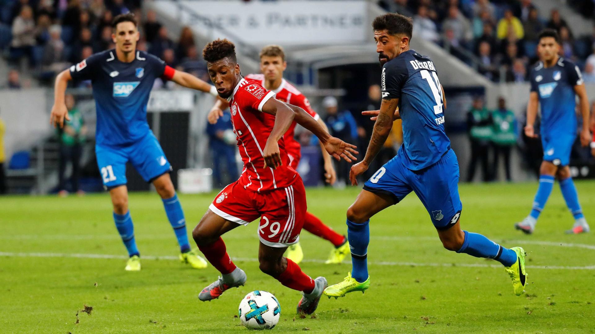 Após agredir namorada, jogador do Bayern vai pagar multa inacreditável
