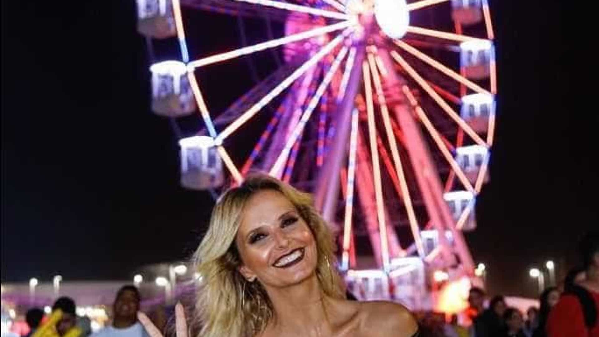Cristina Ferreira leva sensualidade lusa ao Brasil