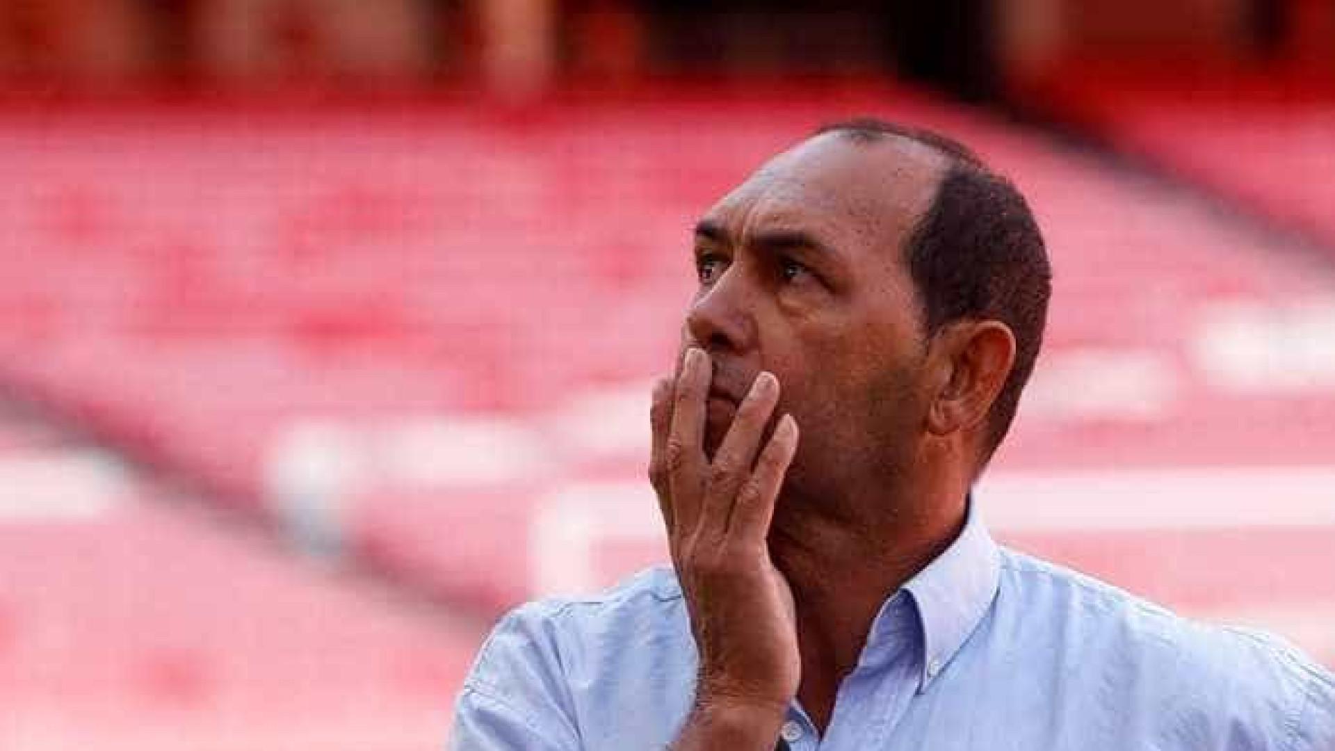 """""""Não há segundas escolhas no Benfica. Se há, algo foi mal preparado"""""""