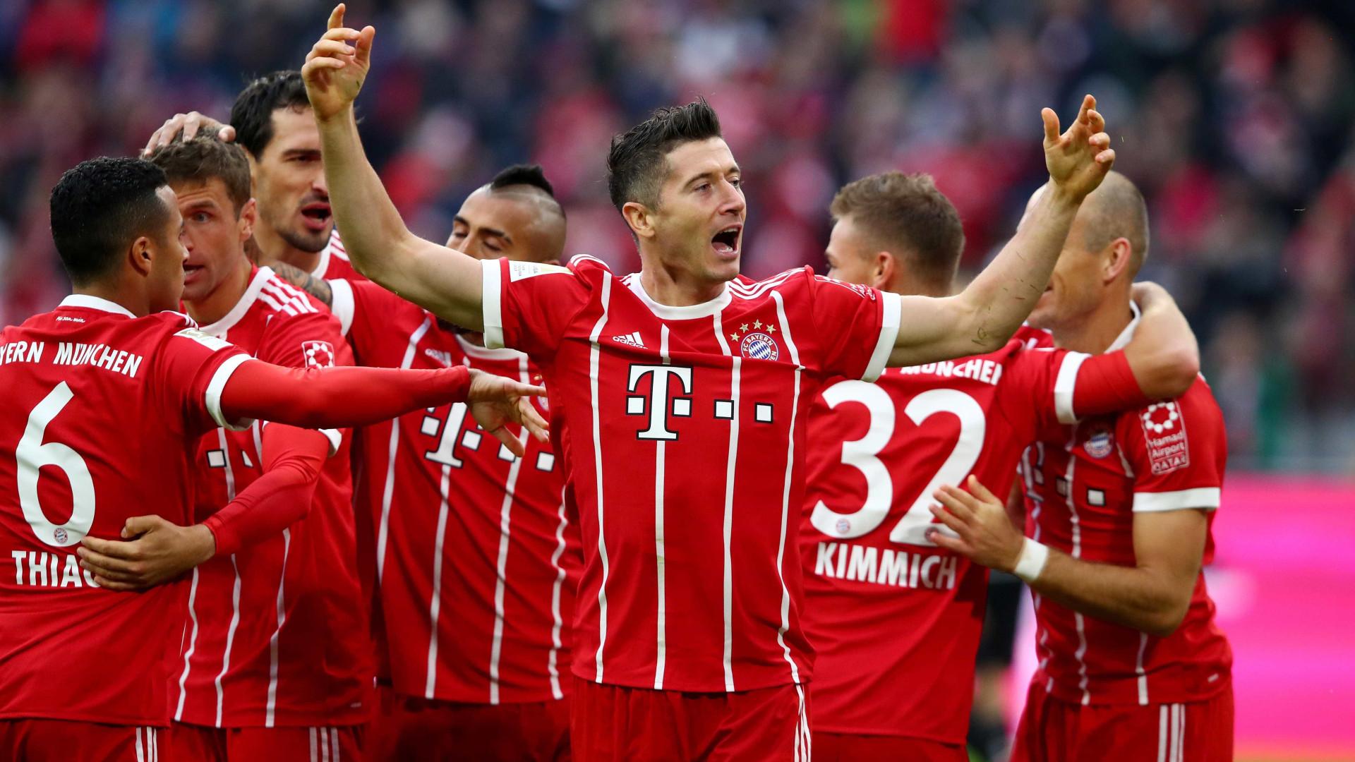 Lewandowski pretende trocar o Bayern pelo Real na próxima temporada, diz jornal