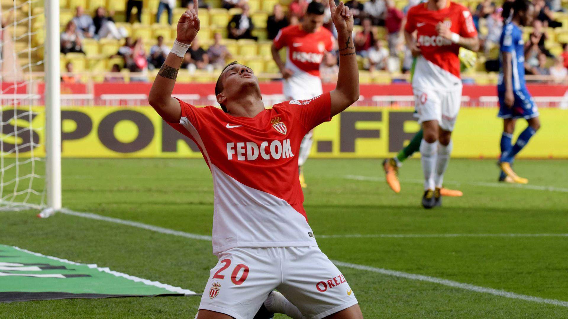 Atenção FC Porto: Rony Lopes empurra Monaco para primeiro triunfo do mês