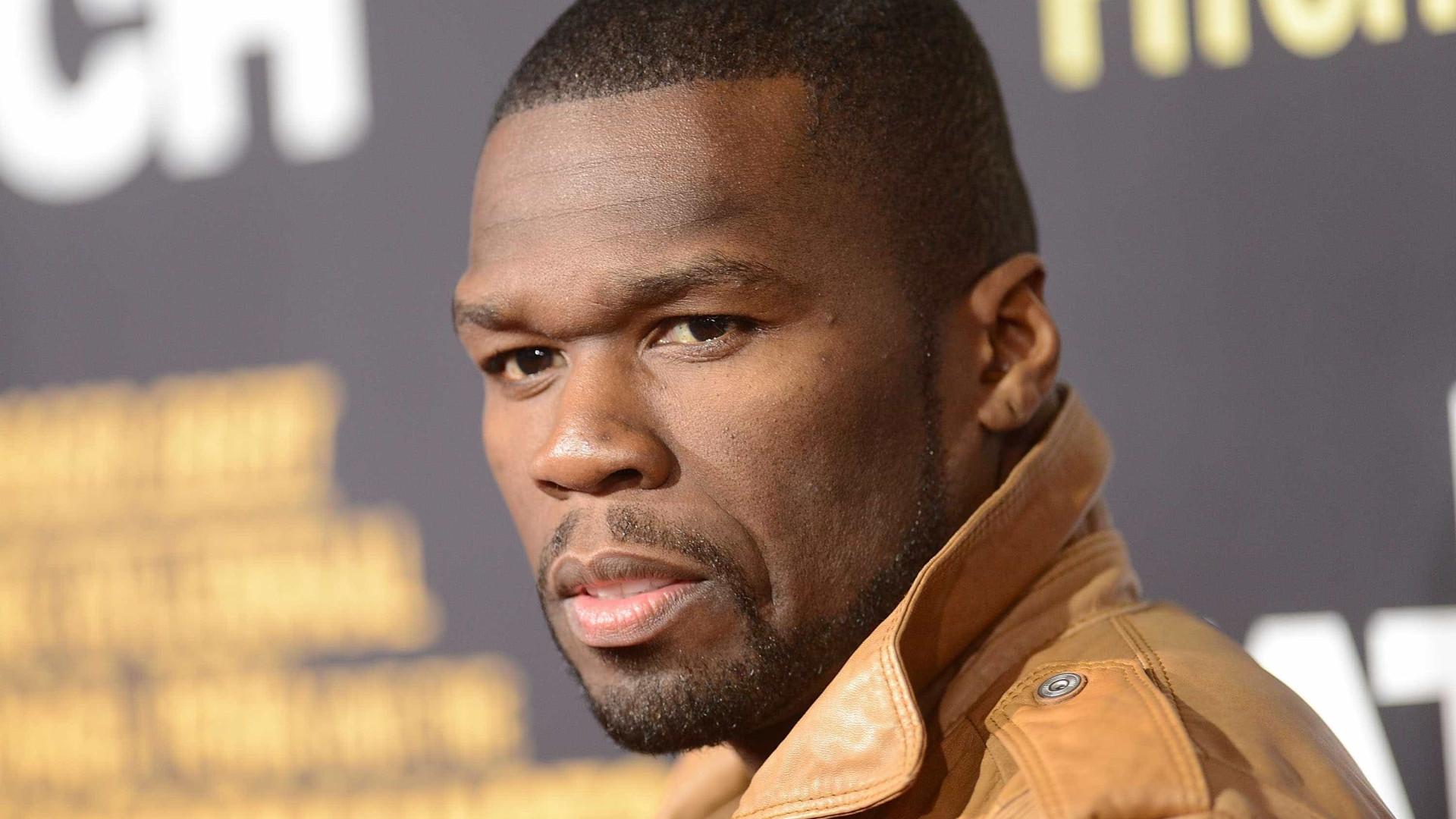 50 Cent acusa agentes de o levarem à falência. Caso já está em tribunal