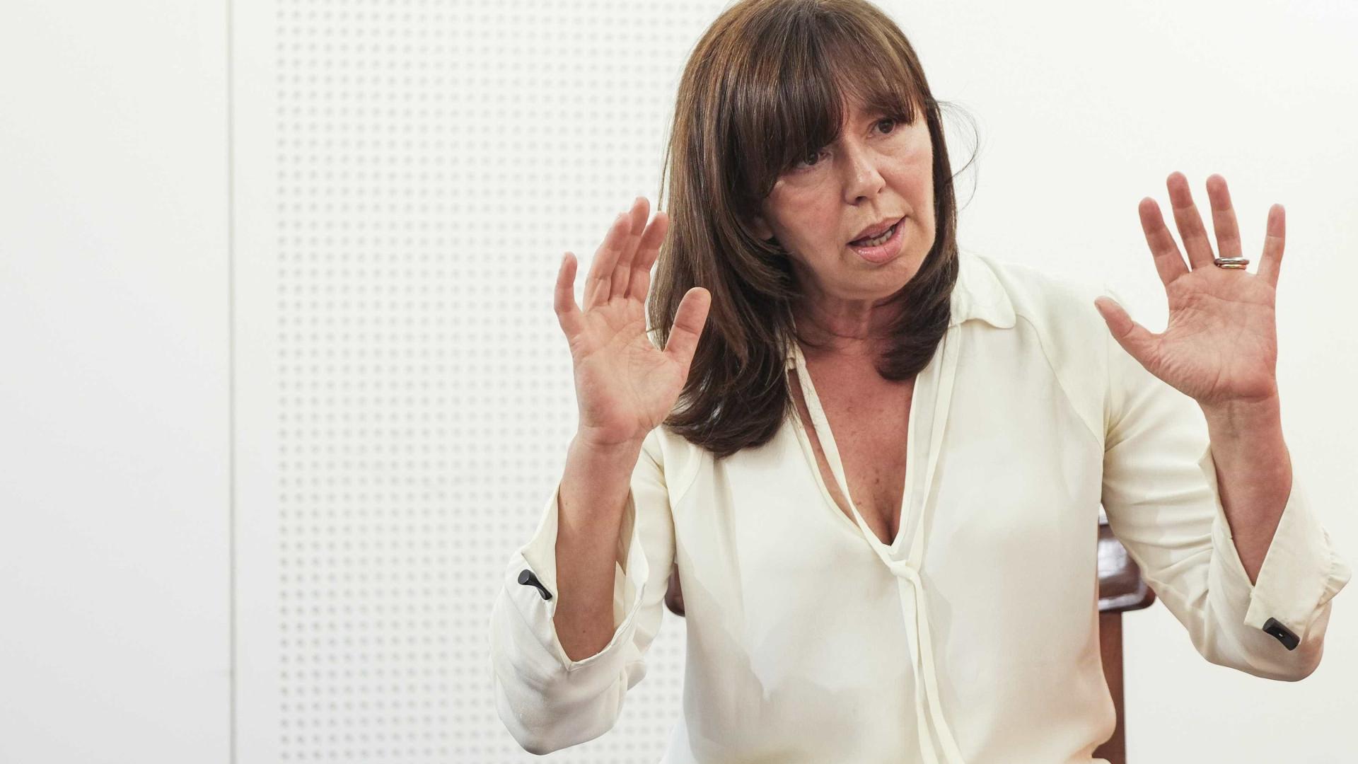 Teresa Leal Coelho quer um milhão de residentes em Lisboa