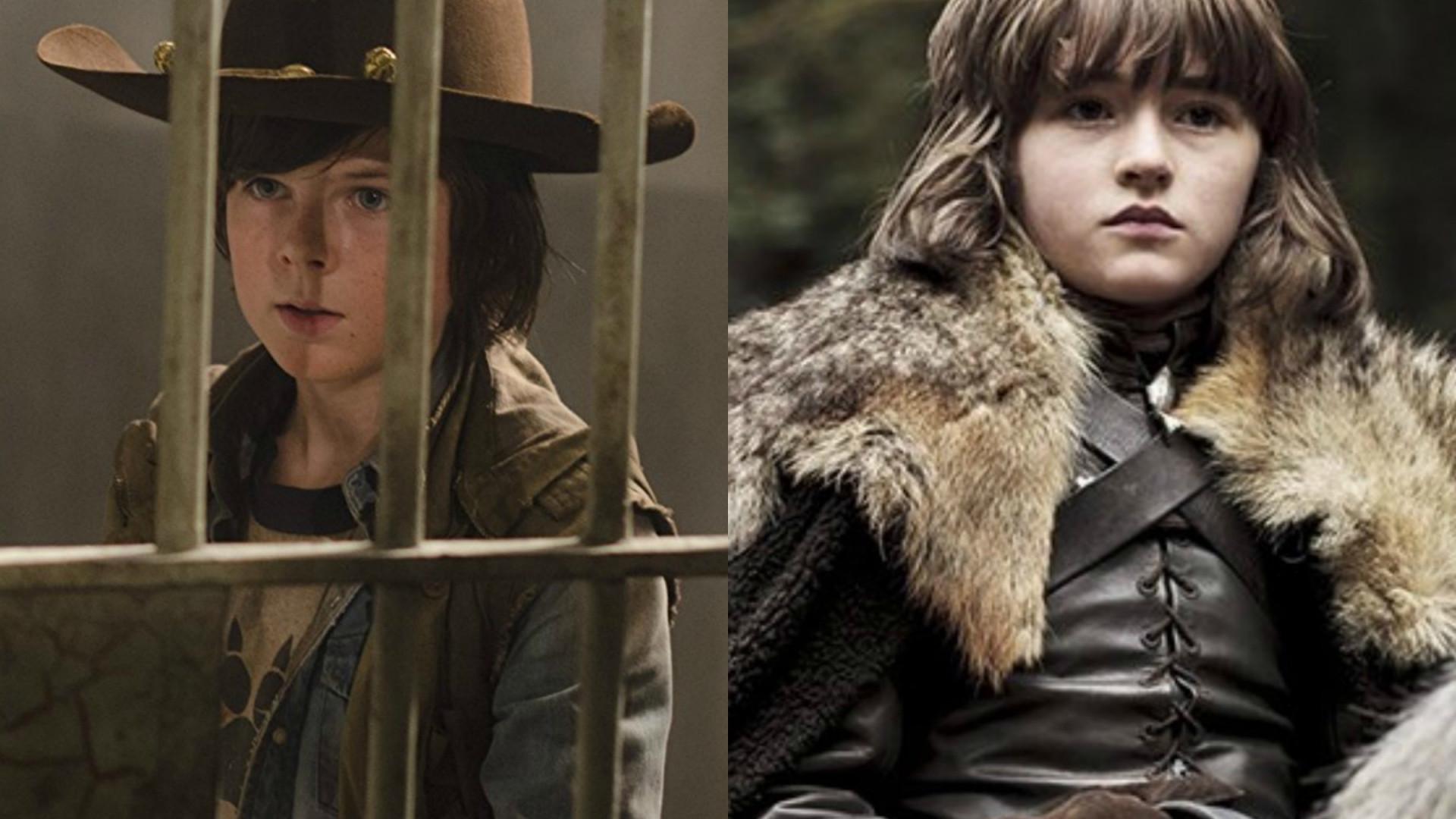 Estrelas juvenis: Como estes atores evoluíram ao longo das temporadas