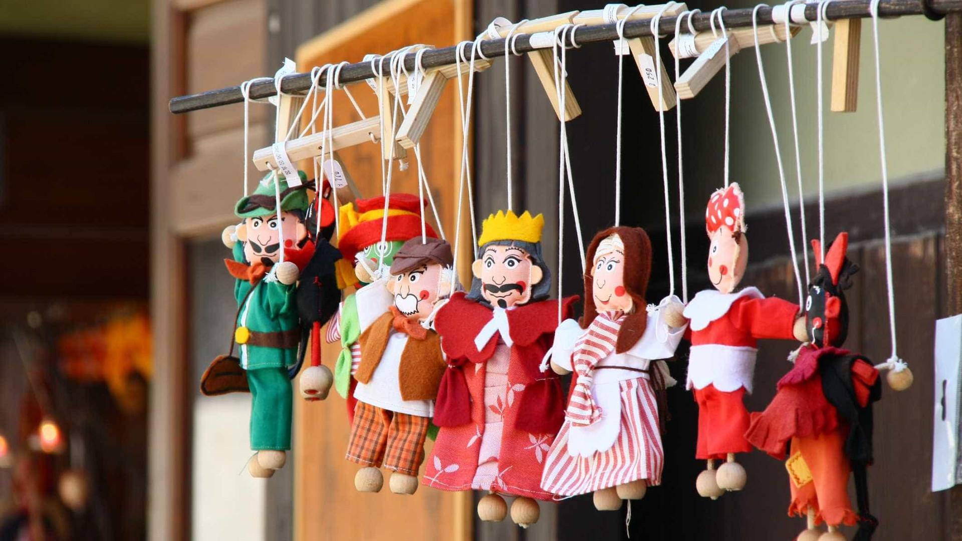 Festival Internacional de Teatro abre hoje com espetáculo de marionetas