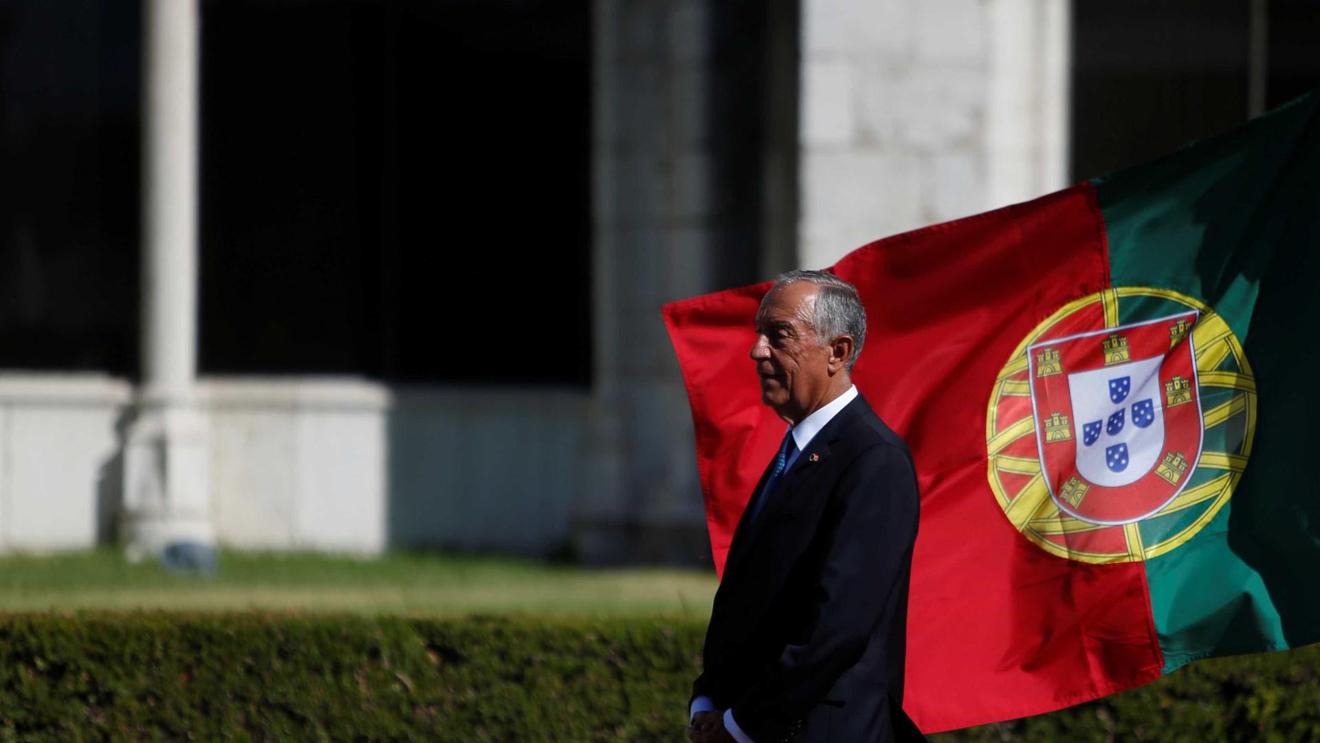 """Portugal preocupado com """"gestos contraproducentes para o diálogo"""""""