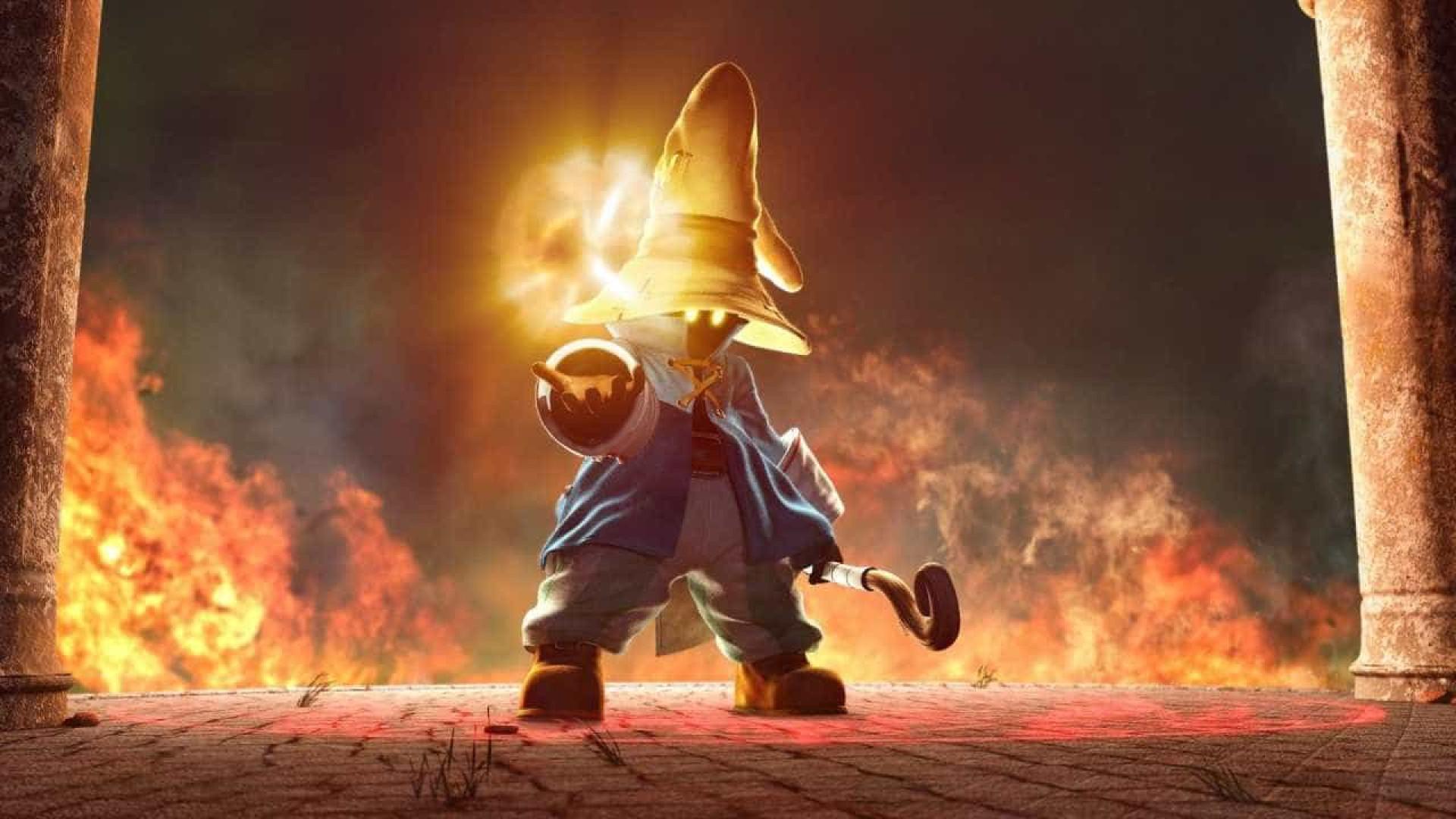 Final Fantasy 9 já está disponível na PlayStation 4