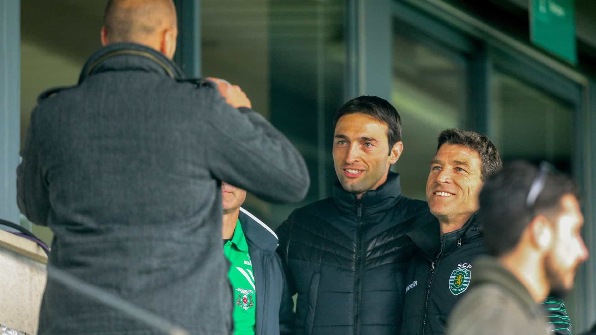 """Tonel pede Sporting a """"nível muito alto"""" para superar FC Porto"""
