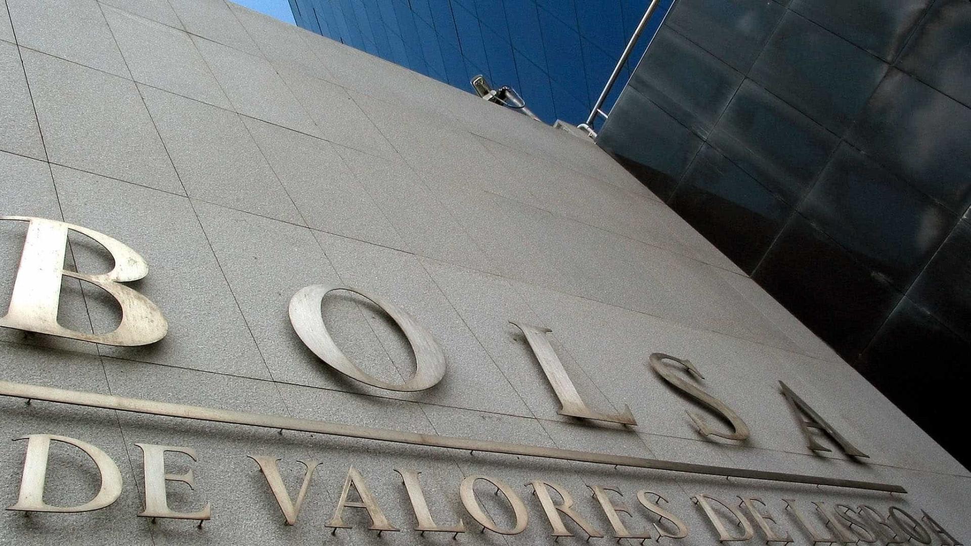 Bolsa de Lisboa em alta com Mota-Engil e Ibersol a liderarem ganhos