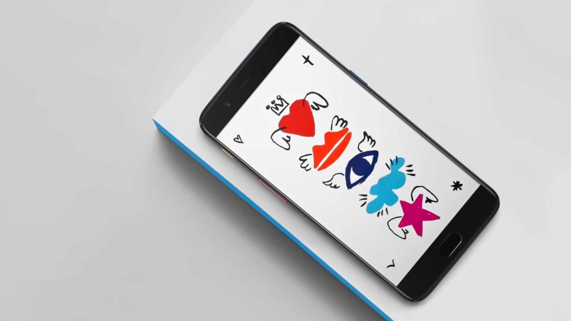 OnePlus 5 terá direito a mais uma (bela) edição limitada