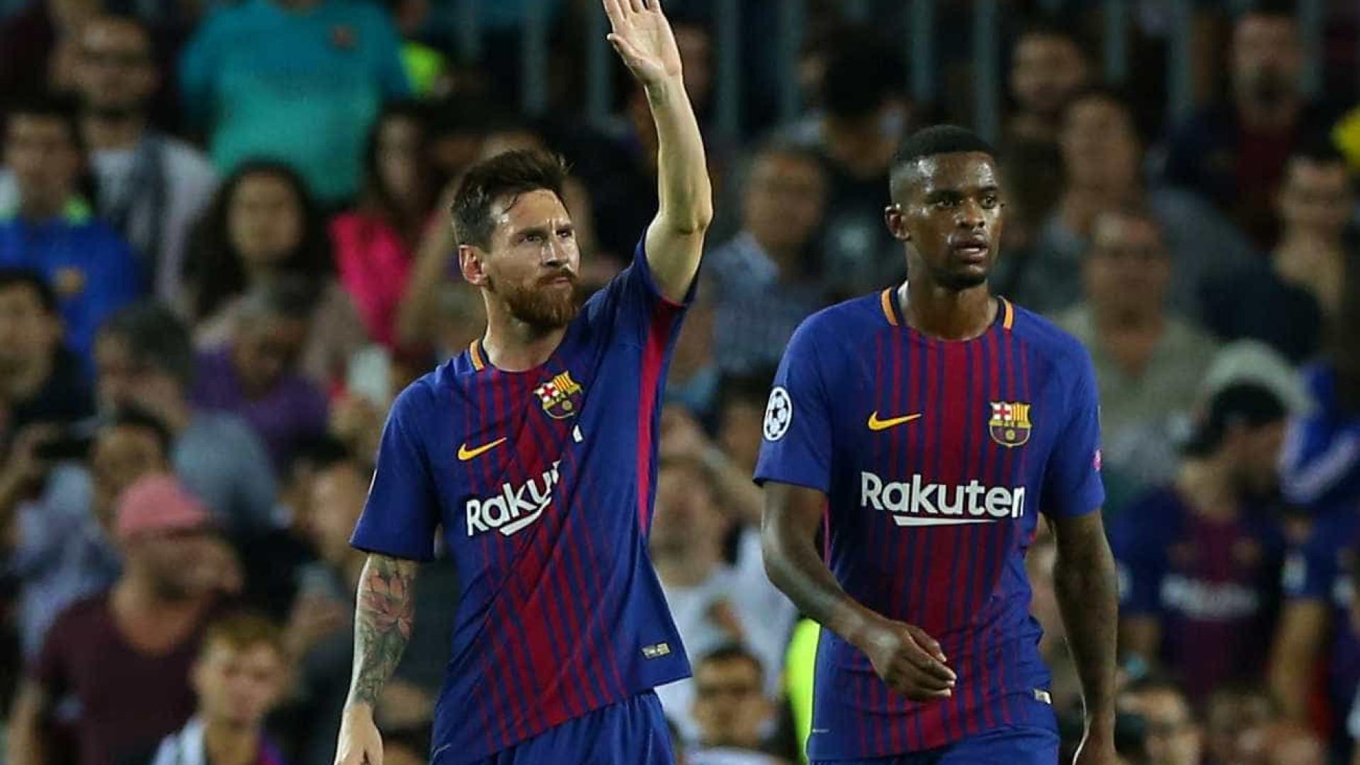 """Presidente da La Liga revela: """"Messi já renovou"""""""