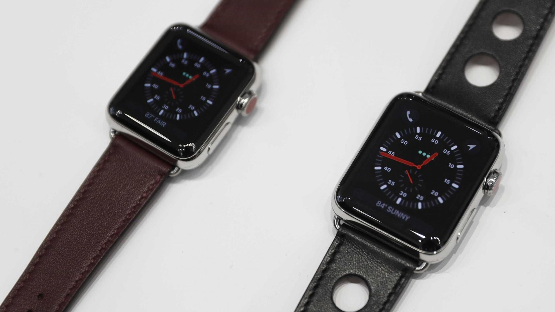 Apple admite problemas com LTE do relógio que ainda nem lançou
