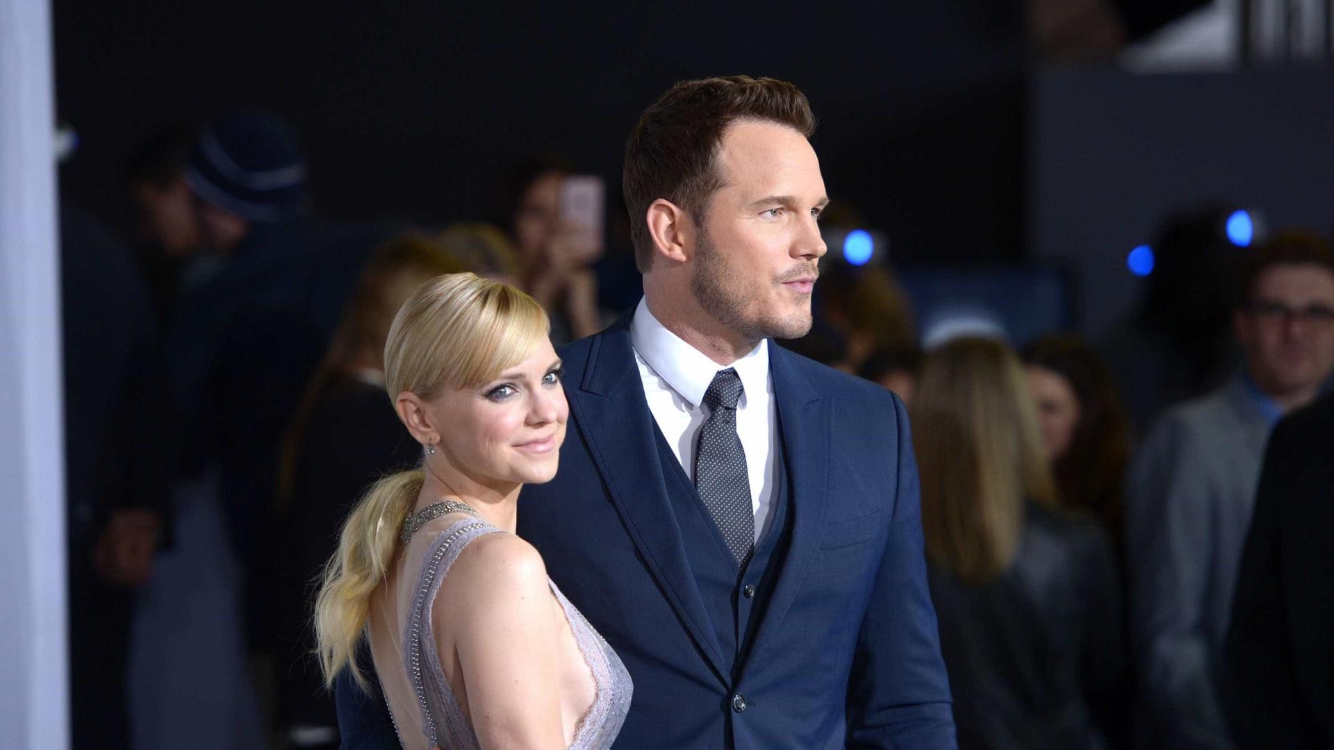 """Chris Pratt quebra o silêncio sobre o divórcio: """"É horrível"""""""