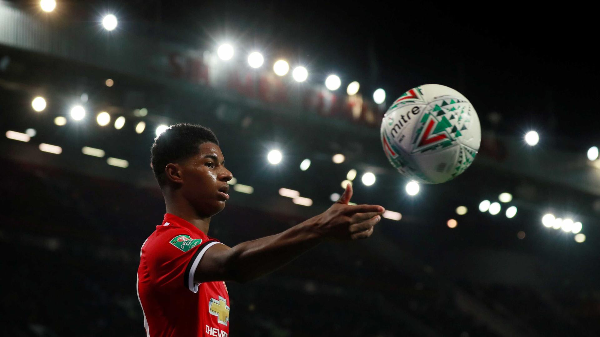 Receita do Manchester United sobe 13% e bate recorde: R$ 3 bilhões