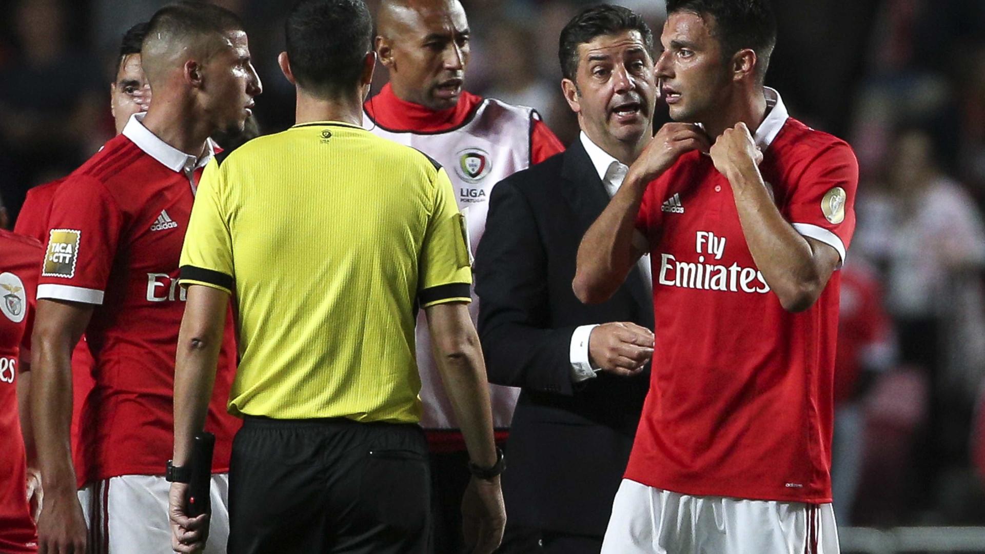 Conselho de Disciplina confirma castigo de três jogos a Samaris