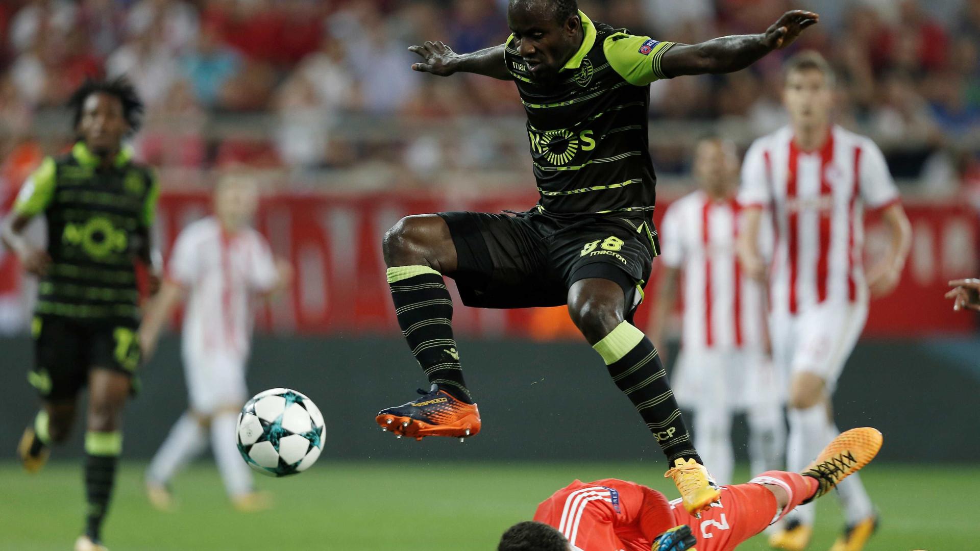 Ingleses do Everton perguntam por Doumbia