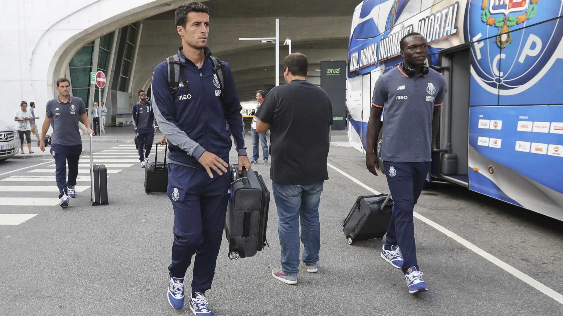 FC Porto quer renovar contrato de trio até ao final do ano