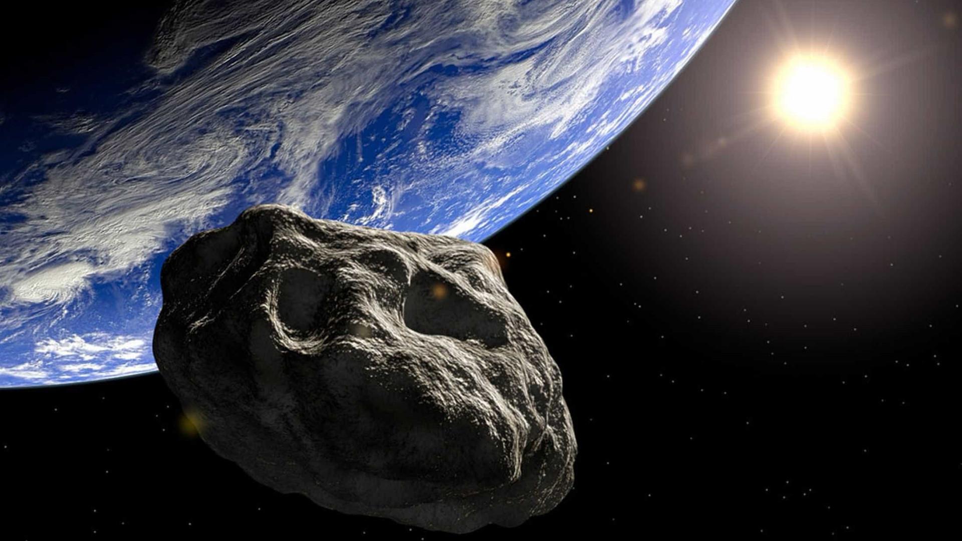 Astrónomos avistaram o primeiro asteróide duplo