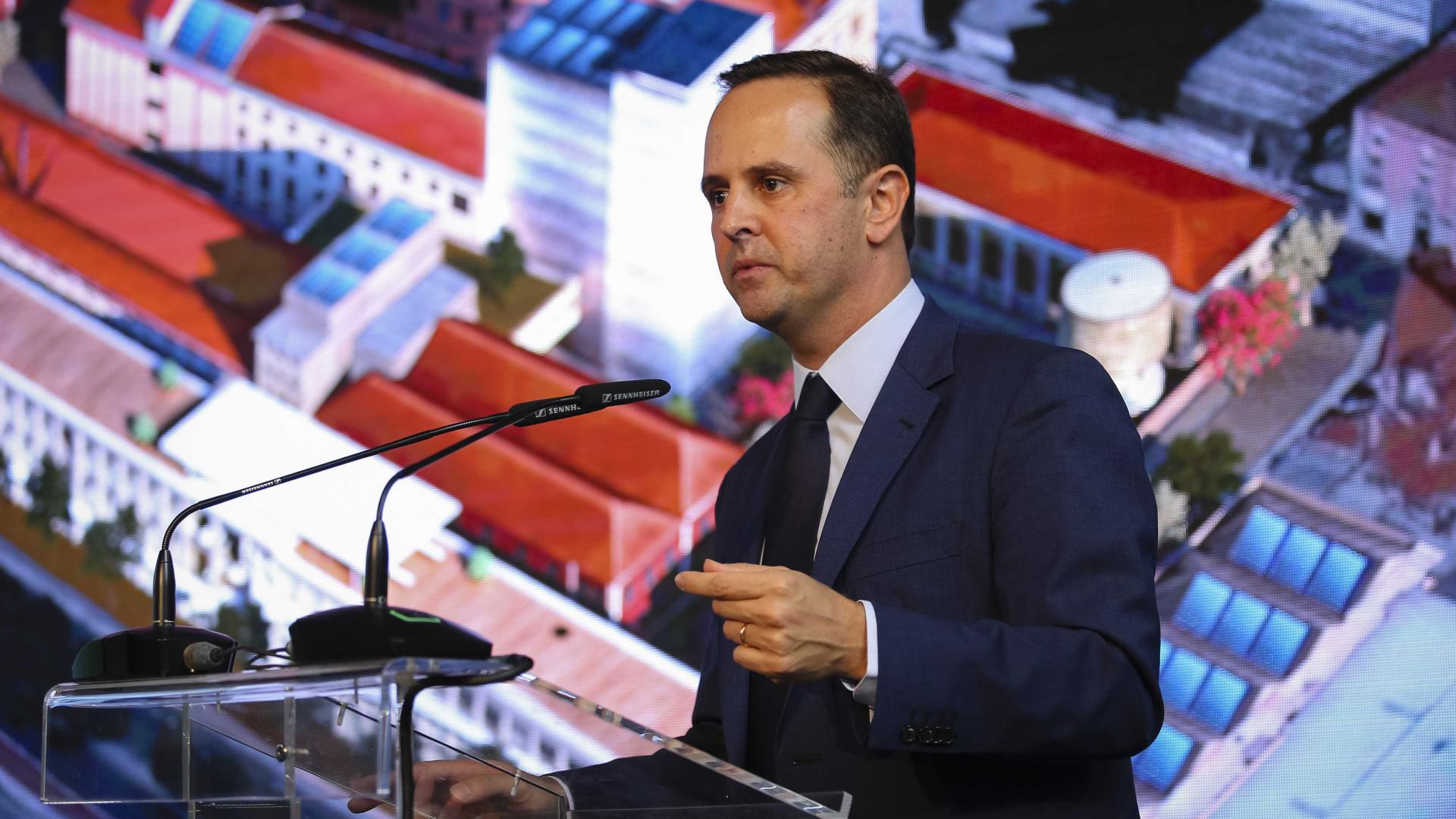 Medina quer aproveitar Brexit e fixar escritórios de empresas em Lisboa
