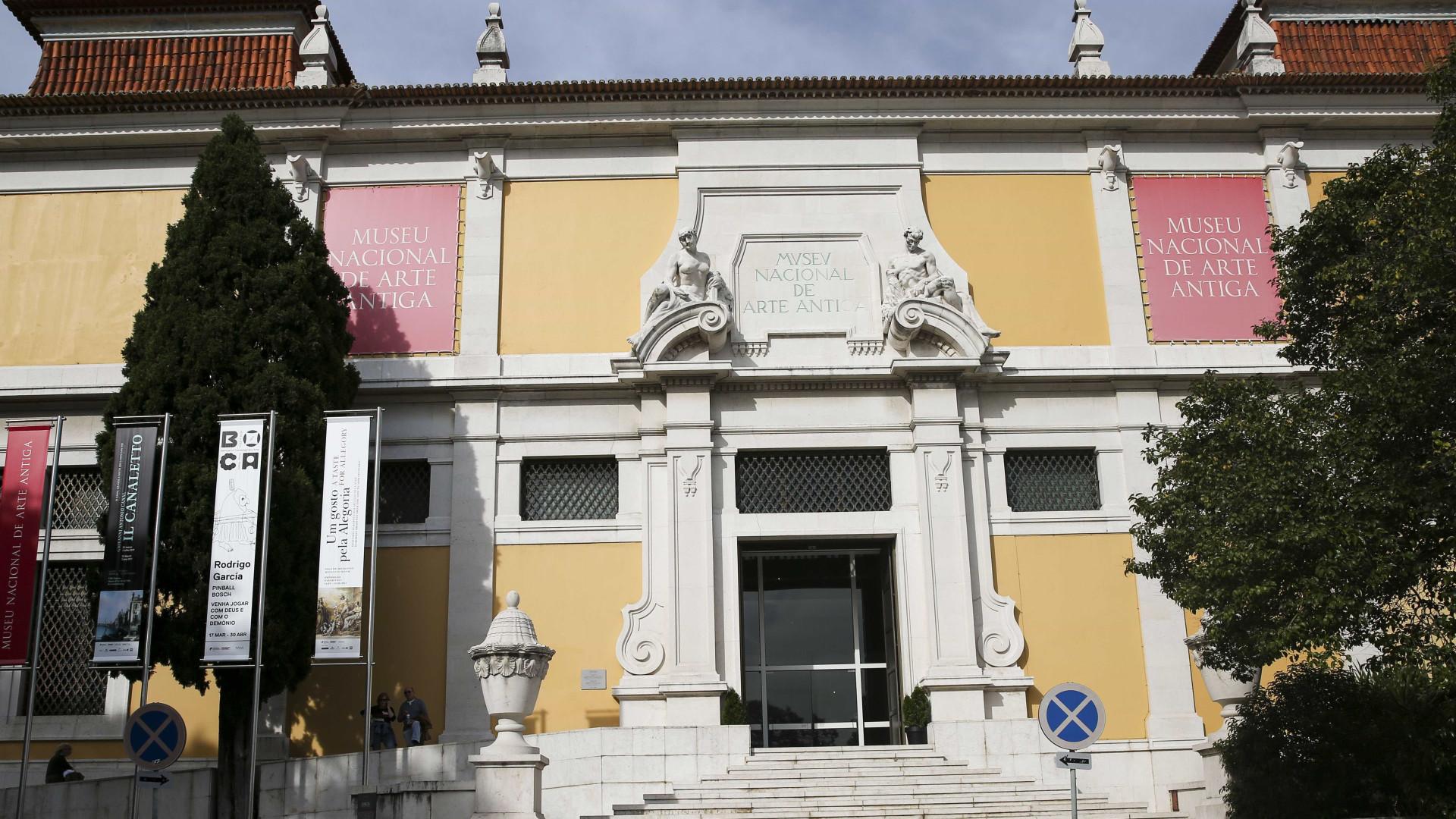 Museu de Arte Antiga exibe pintura de Luca Giordano 'A Rendição'