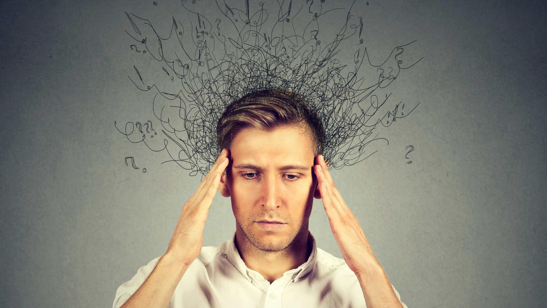 Cinco tipos de ansiedade que provavelmente não conhece