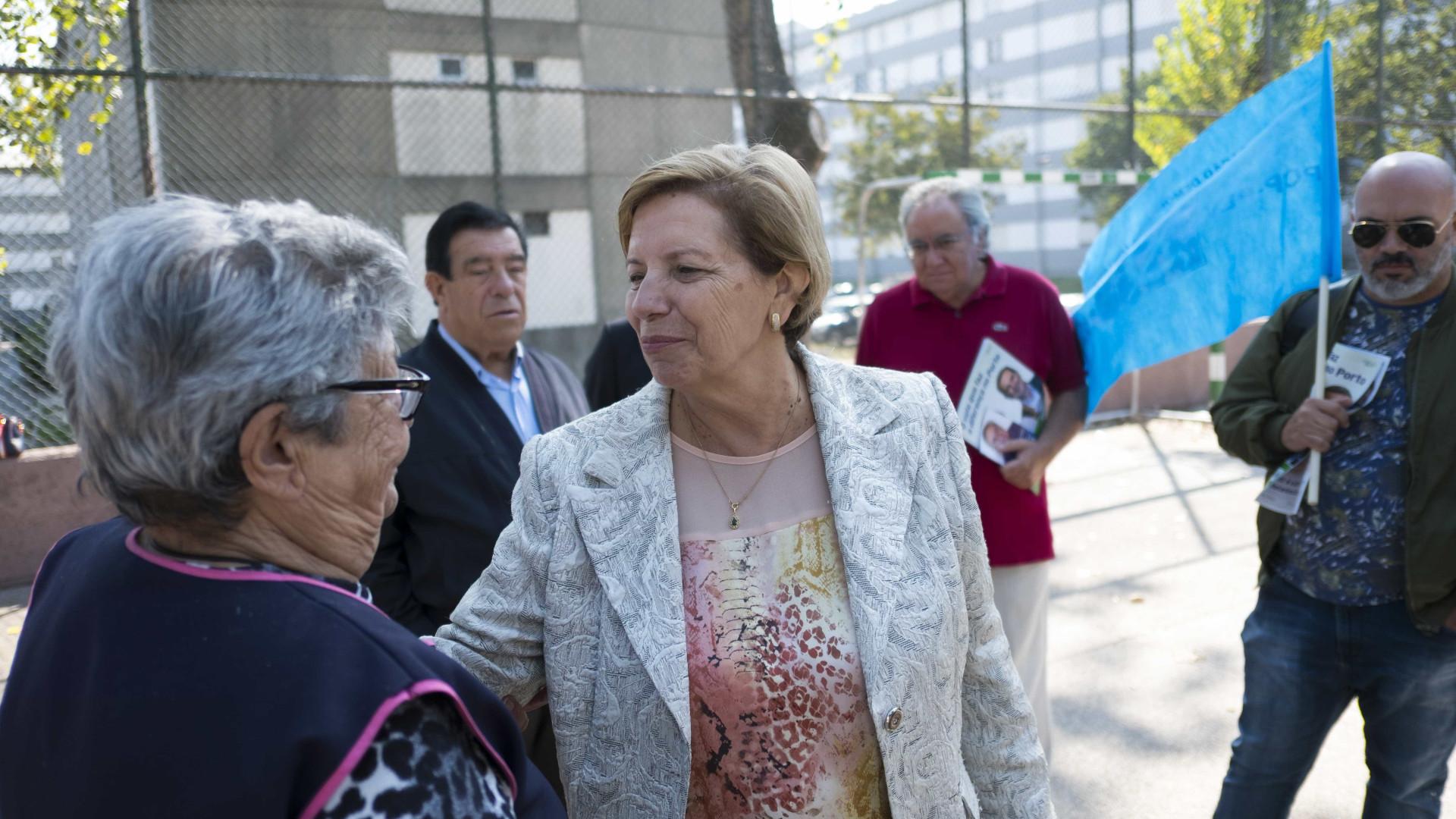 Ilda Figueiredo junta autarcas dos últimos 35 anos para debater Viana