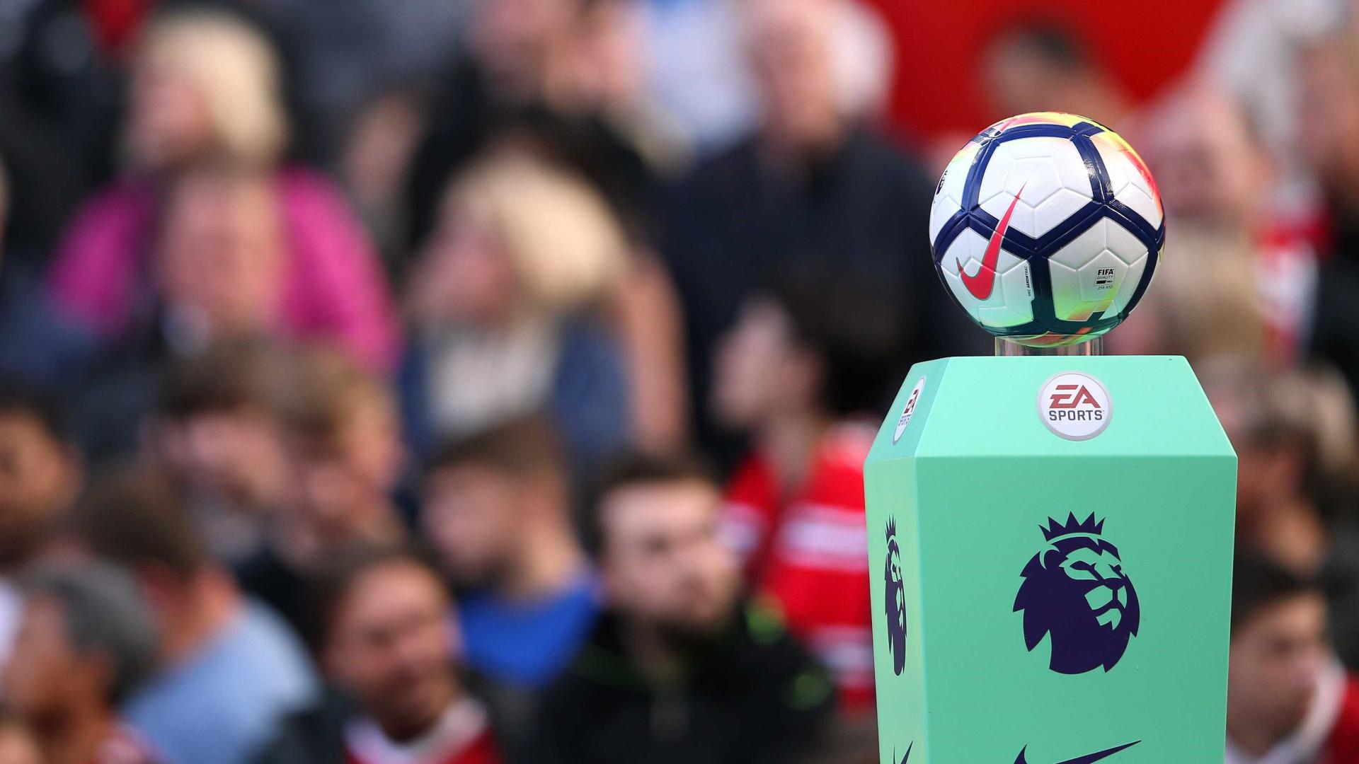 Premier League: Siga em direto os resultados e marcadores da 6.ª jornada
