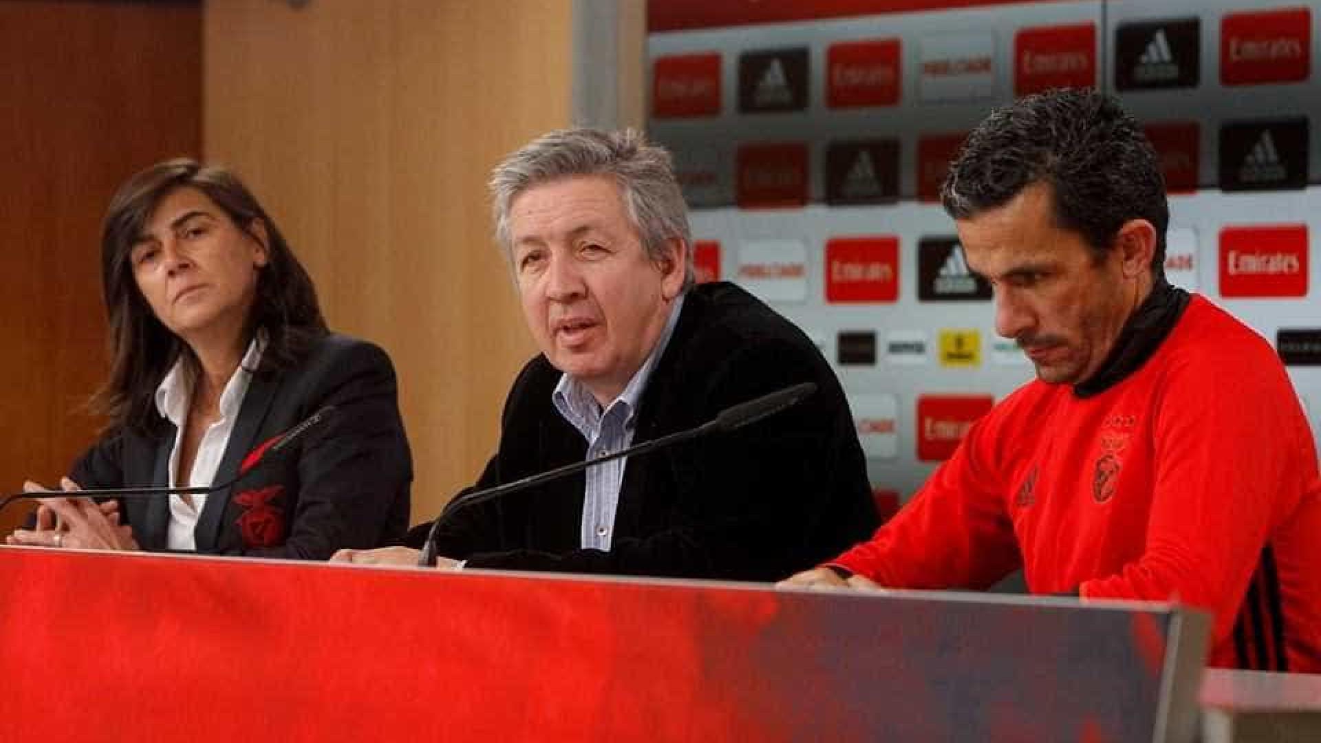 Benfica quer ganhar tudo a nível nacional e lutar pela Champions