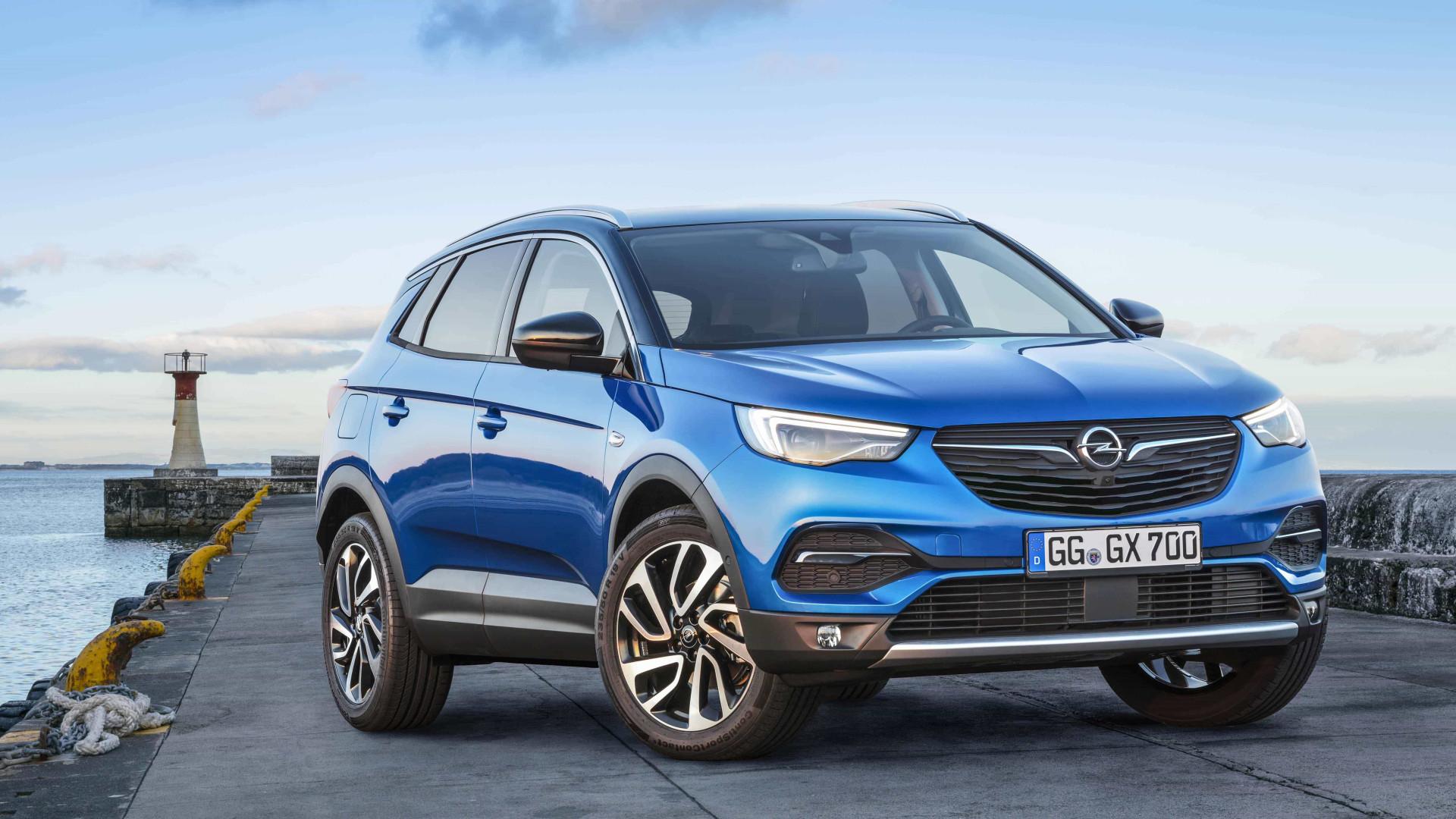 A espera chegou ao fim. Opel Grandland X chega a Portugal e já tem preço