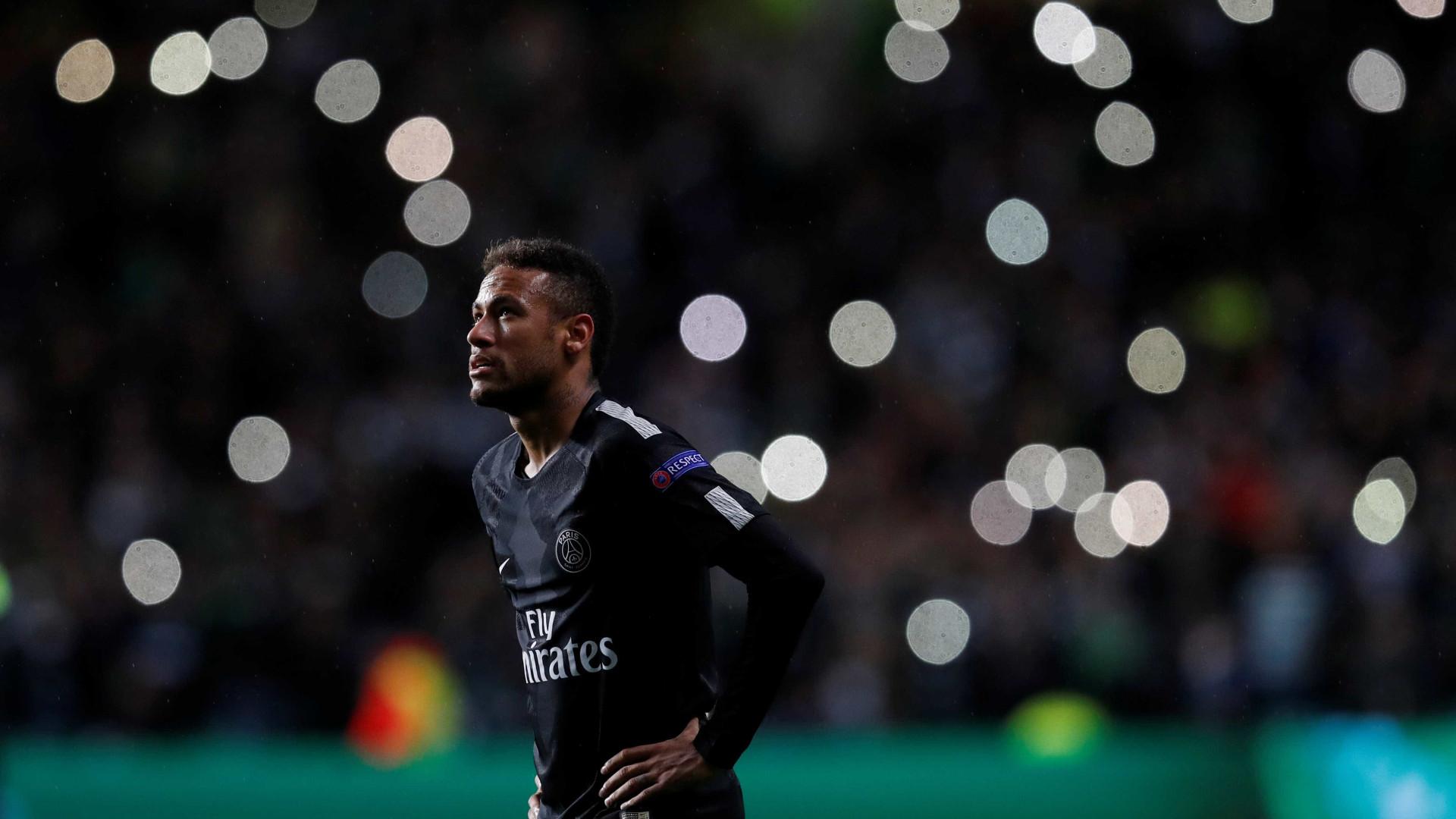 Revista alemã revela o salário astronômico de Neymar