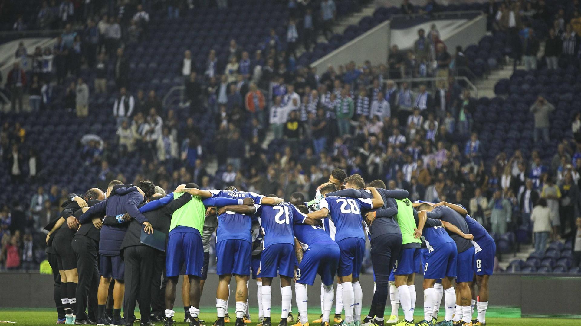 Quase dois anos depois, FC Porto é líder isolado da Liga