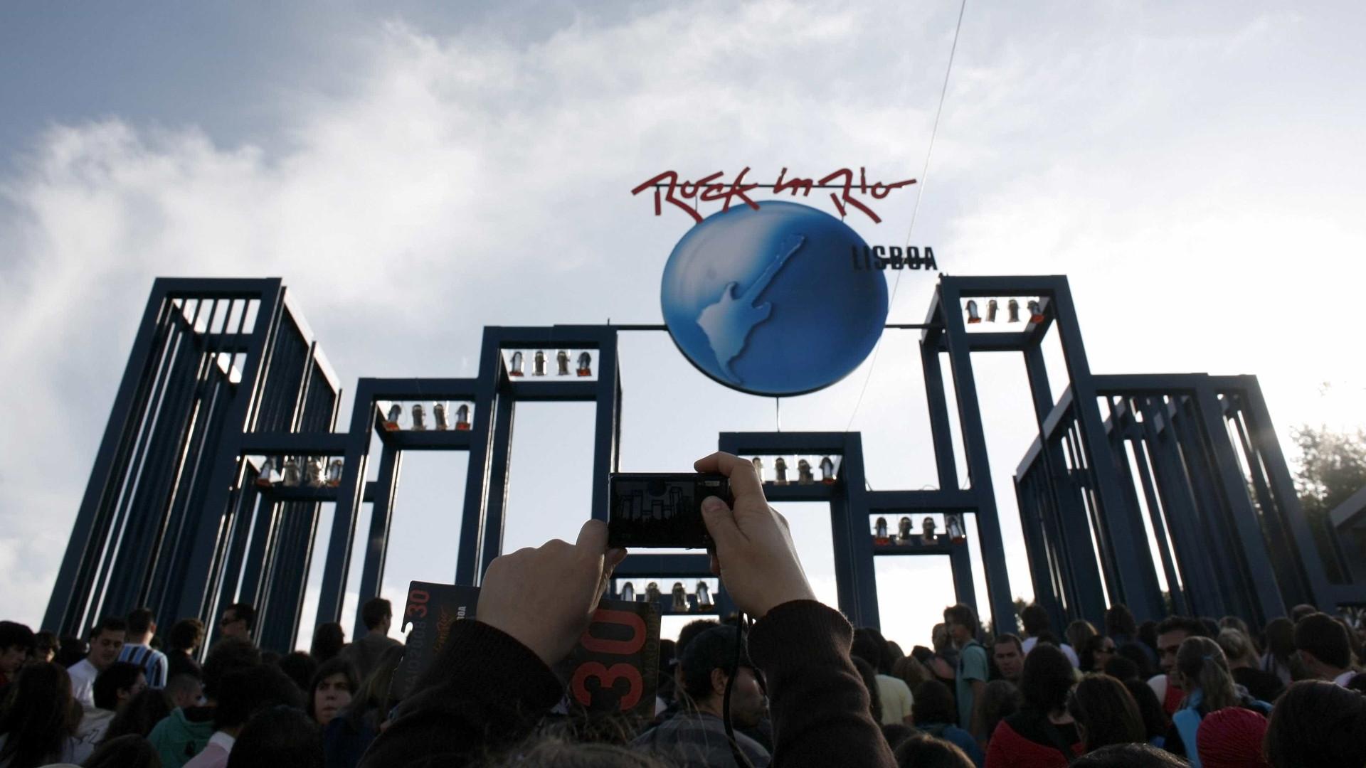 Rock in Rio regressa ao Parque da Bela Vista em Lisboa a partir de sábado