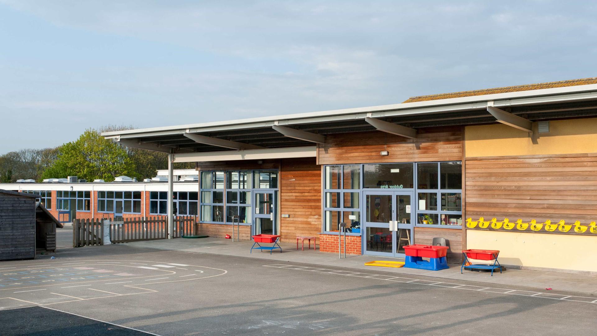 Estudo aponta críticas à qualidade dos recintos escolares
