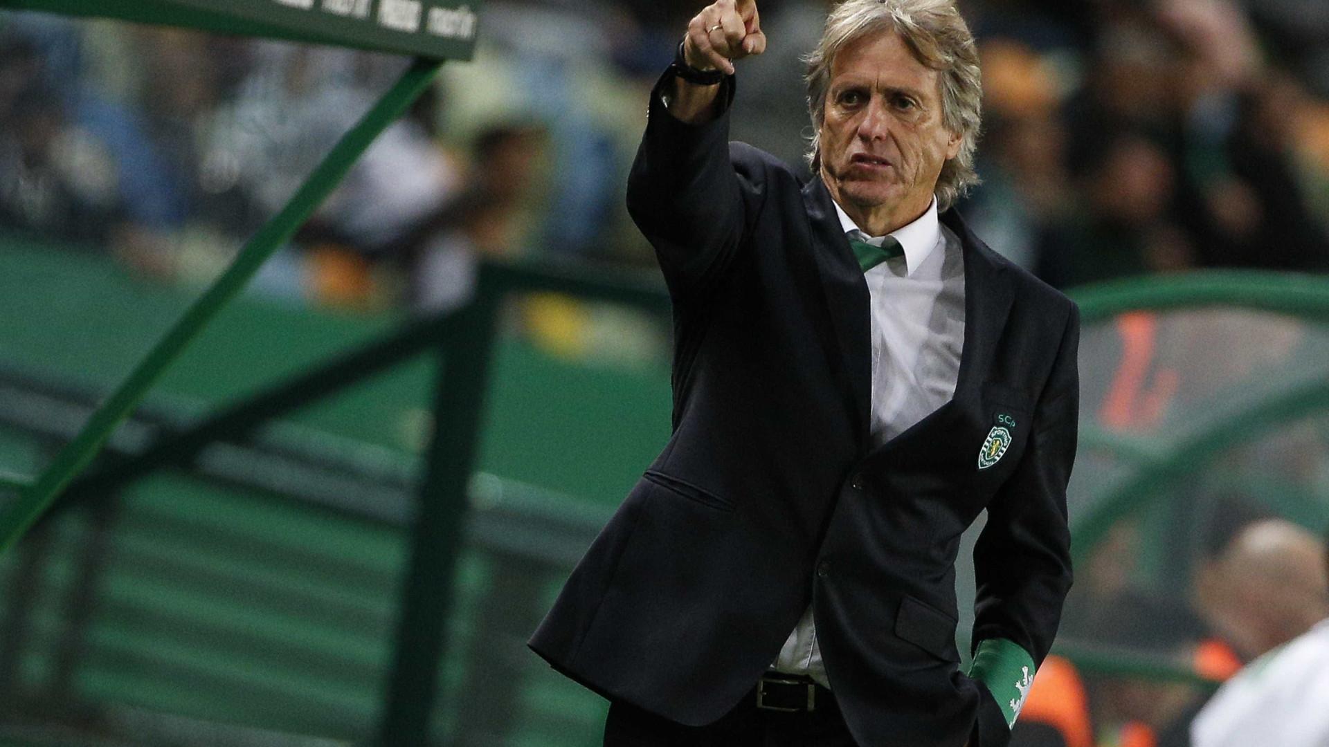 """""""O Sporting precisa de ser um clube conhecido na Europa"""""""