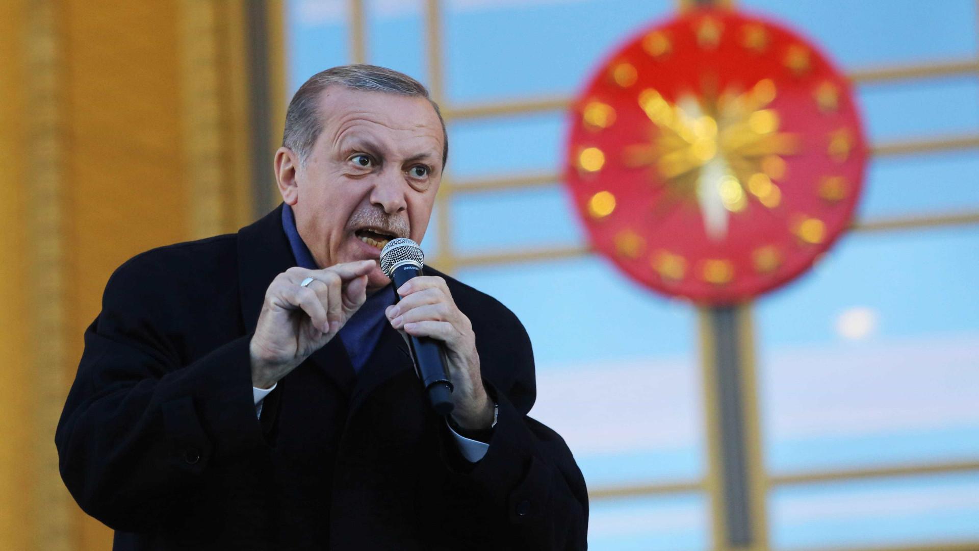 Jerusalém: Turquia organiza cimeira com líderes muçulmanos no dia 13