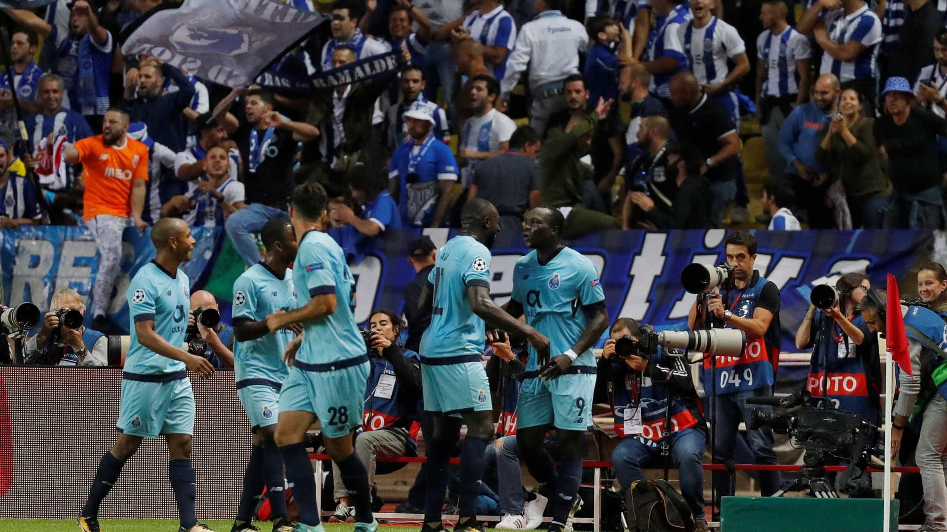 FC Porto é o favorito ao título... pelo menos para as casas de apostas