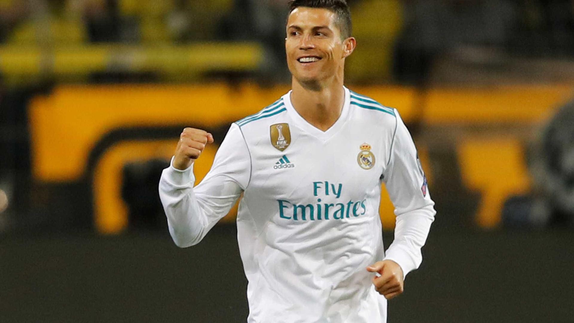 """Ronaldo responde às críticas: """"Uma vez mais, os números falam por si"""""""