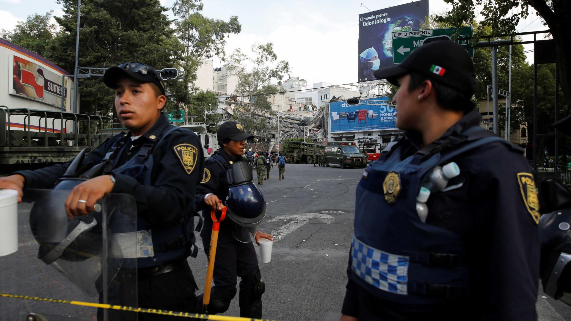 Grupo armado mata 14 pessoas num centro de reinserção no México