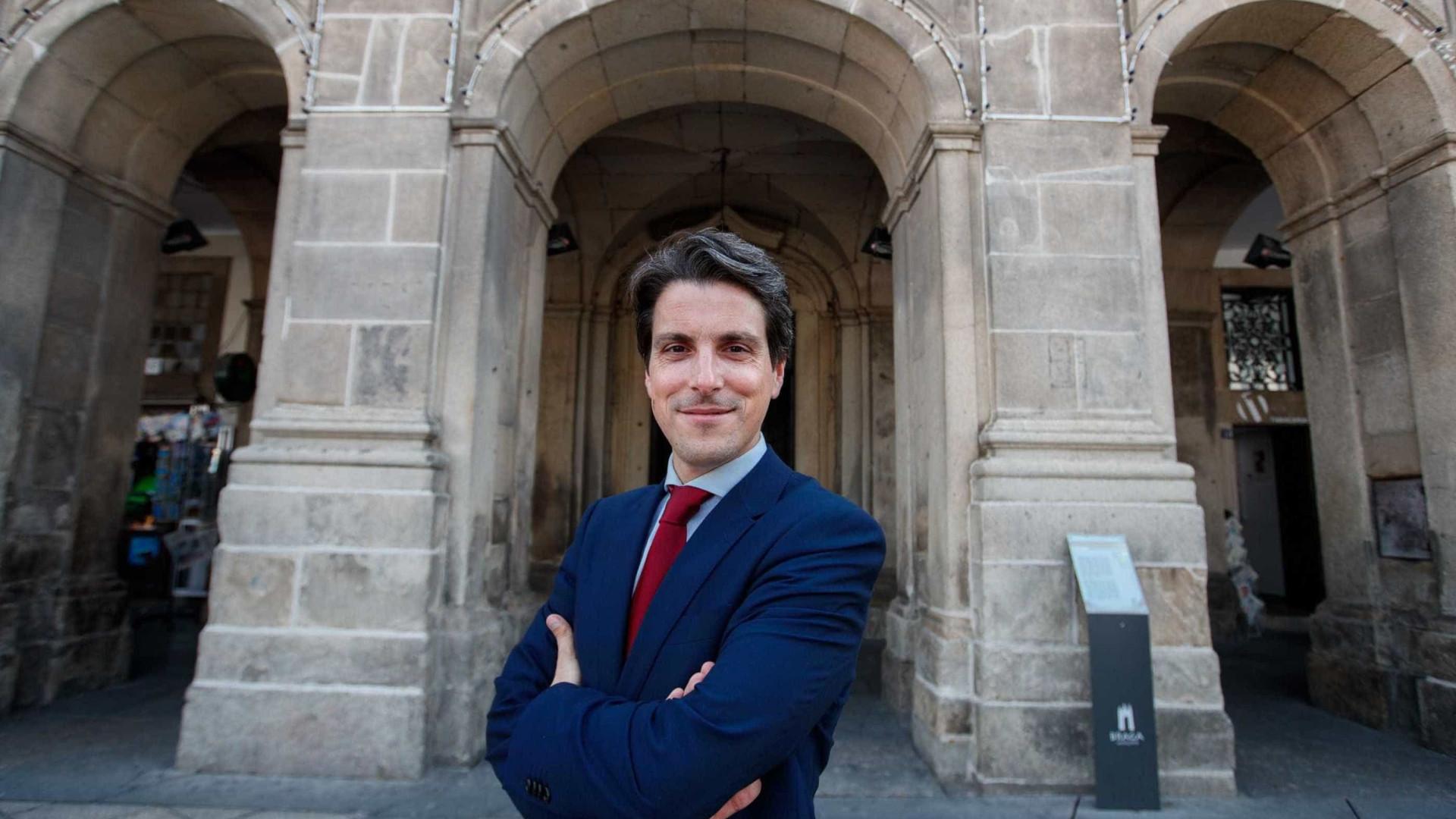"""""""Se França tem um presidente com 39 anos, Braga também pode ter"""""""